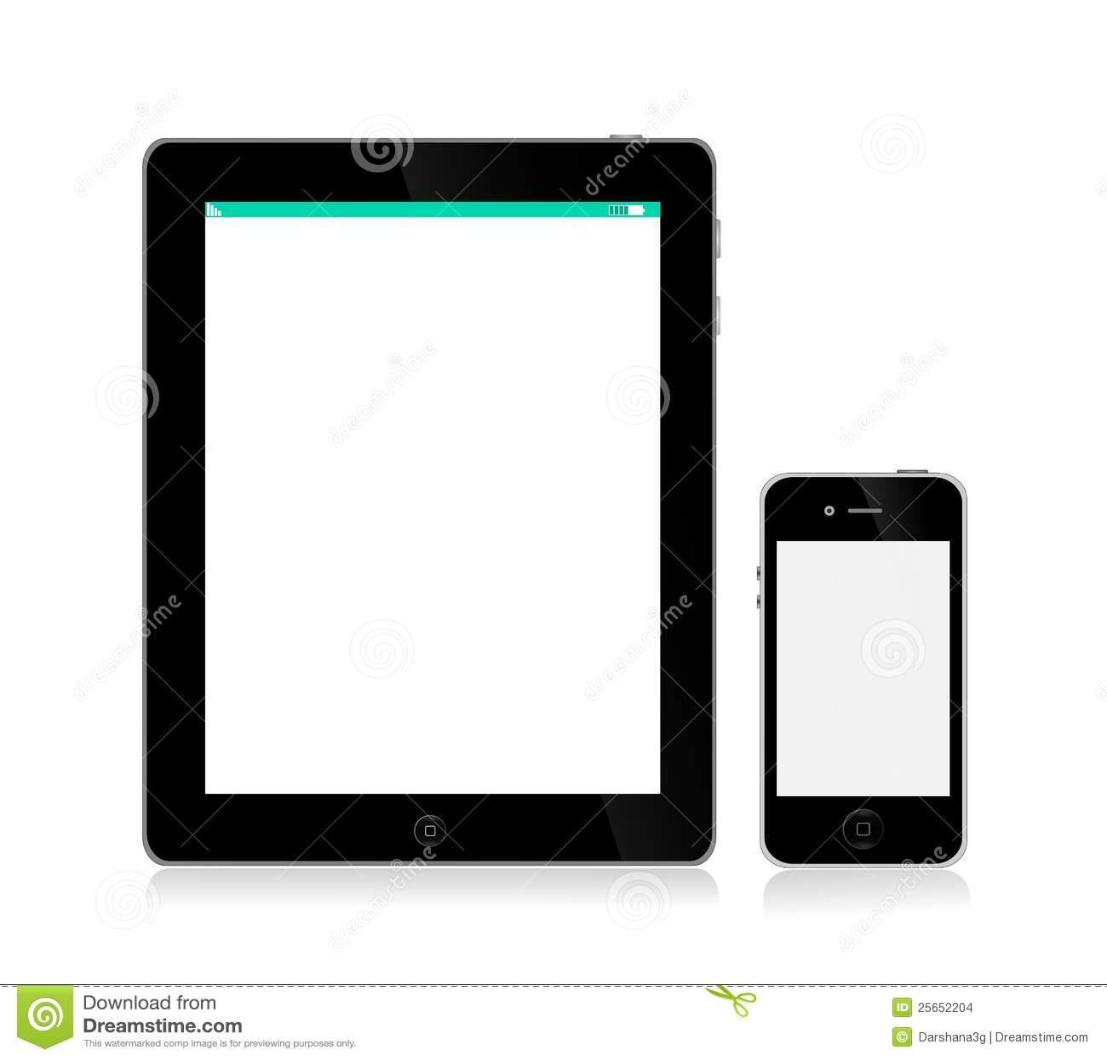 APPLE IPAD IPHONE Editorial Stock Image - Image: 25652204