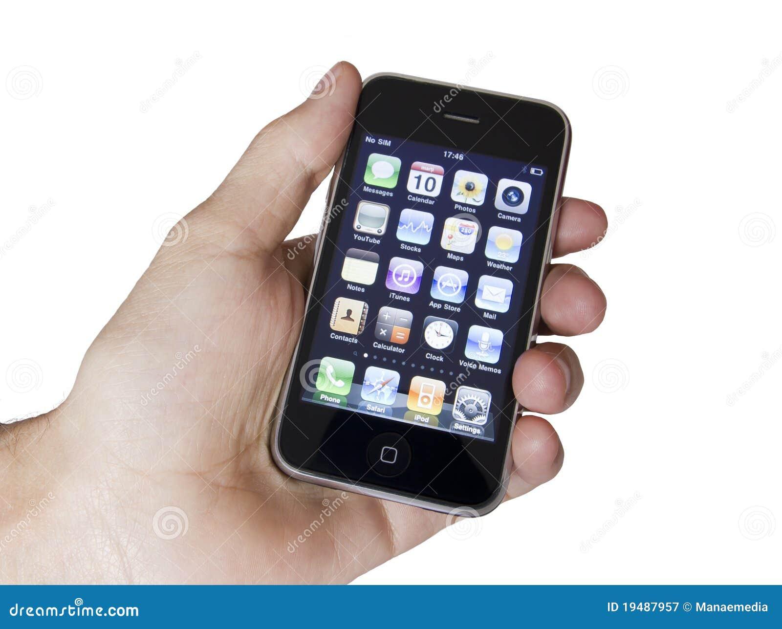 Apple IPhone 3GS Edito...