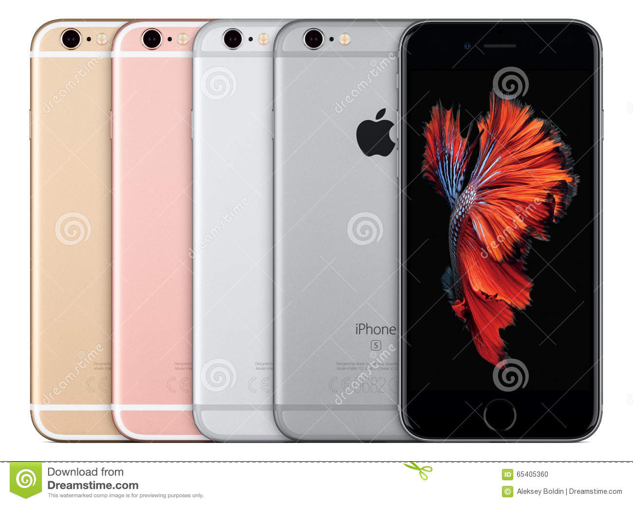 Apple Iphone 6s All Colors Silver Space Gray Gold And Rose Gold