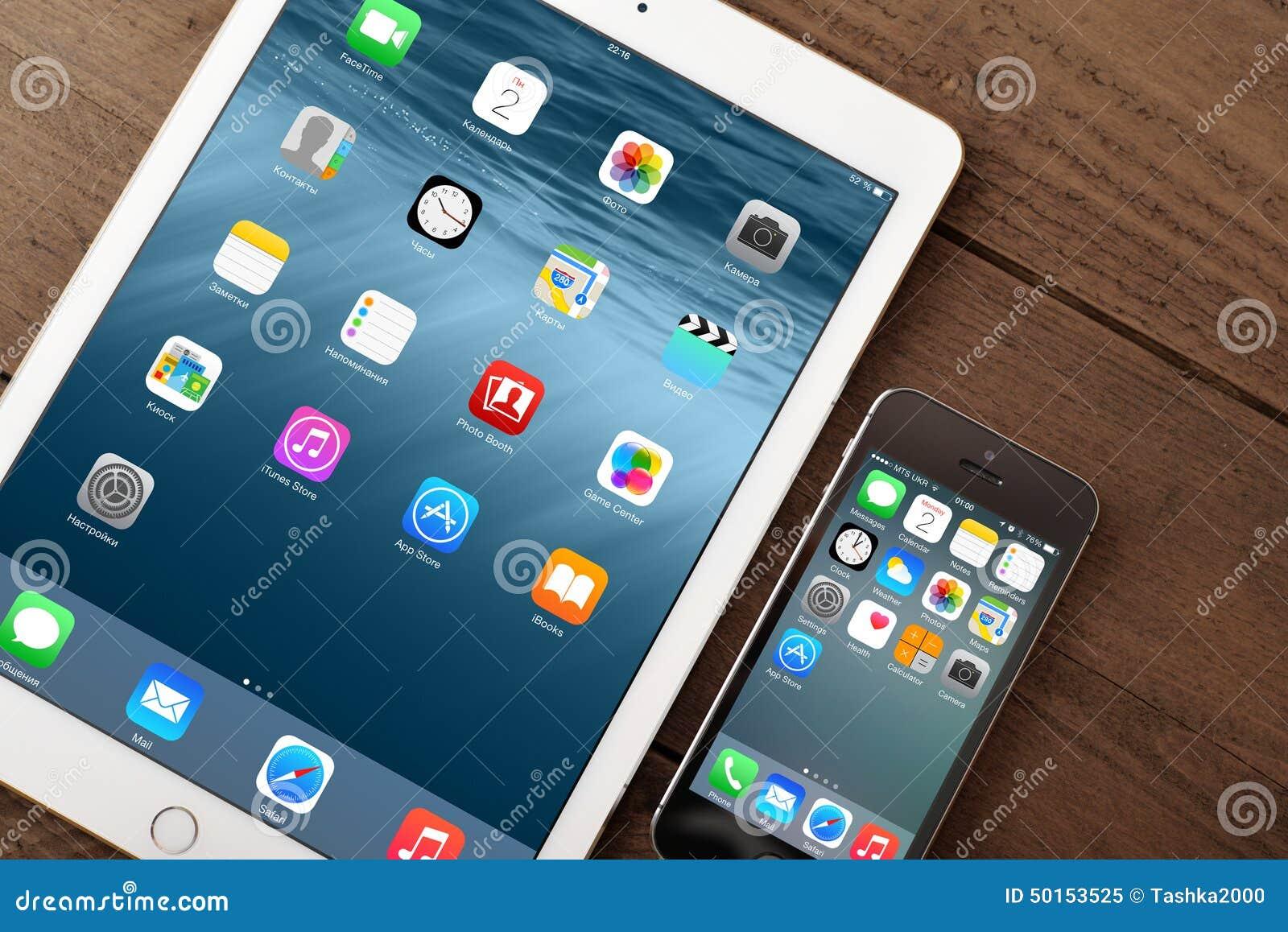 Apple Ipad Iphone Apps Editorial Photo Cartoondealer Com
