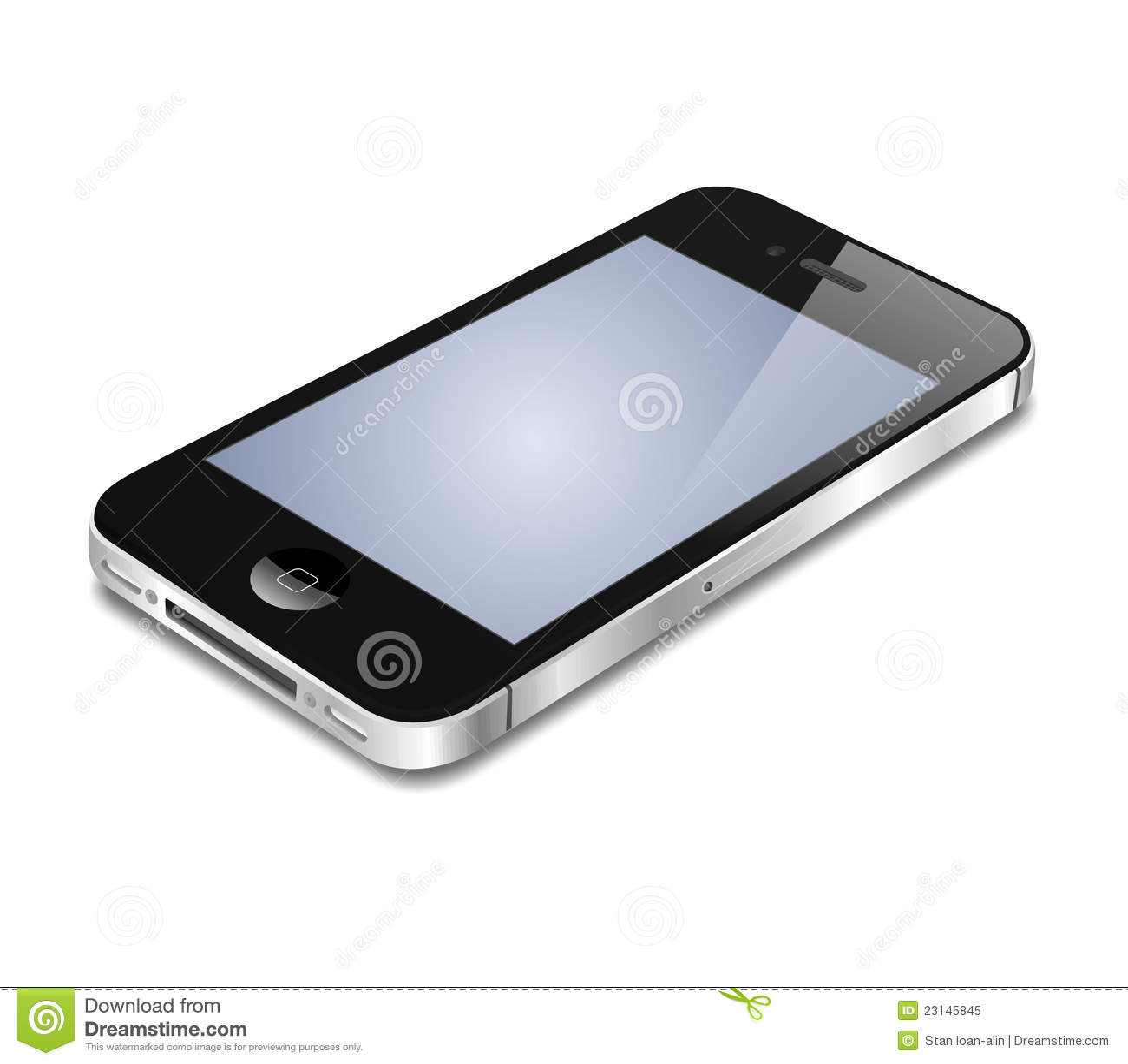 Apple iphone - Vektor