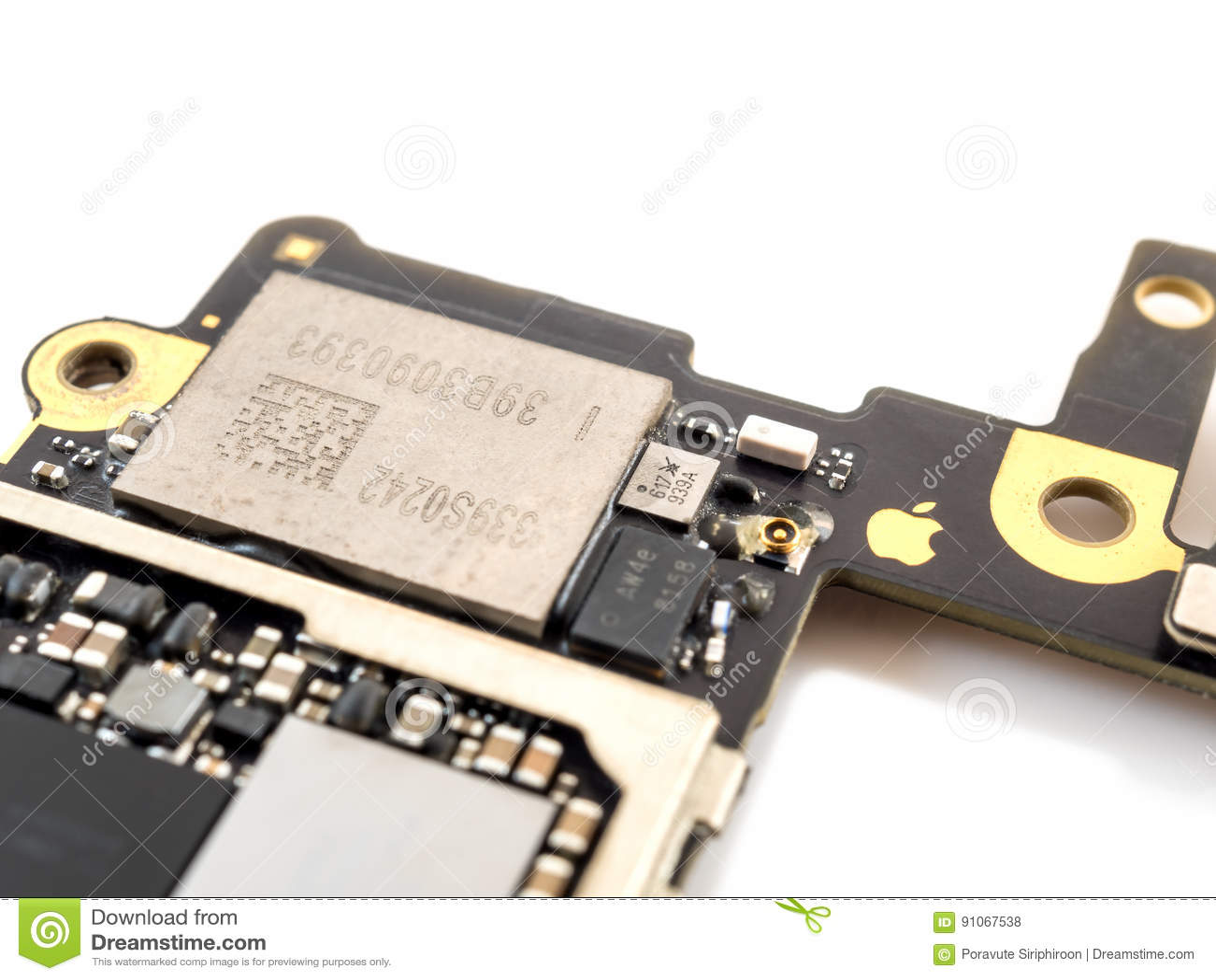 Apple iPhone 6 Wi-Fi IC chip