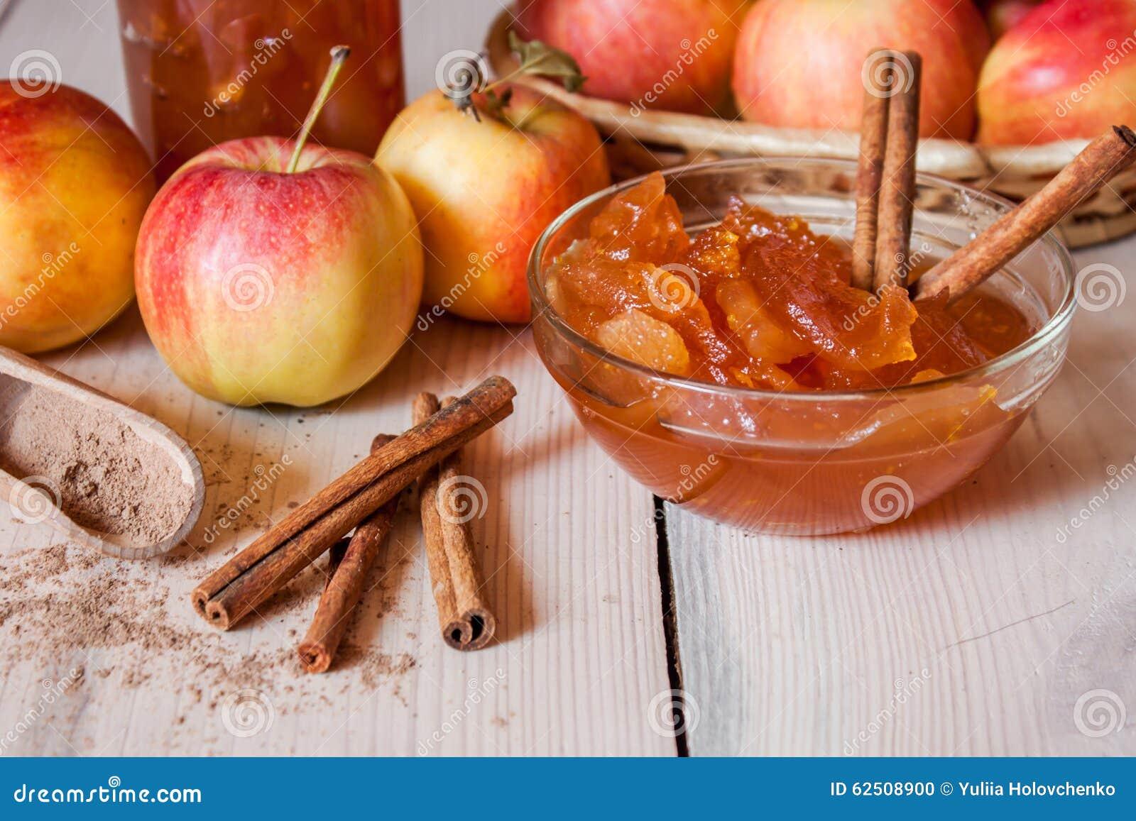 how to make apple cinnamon jam
