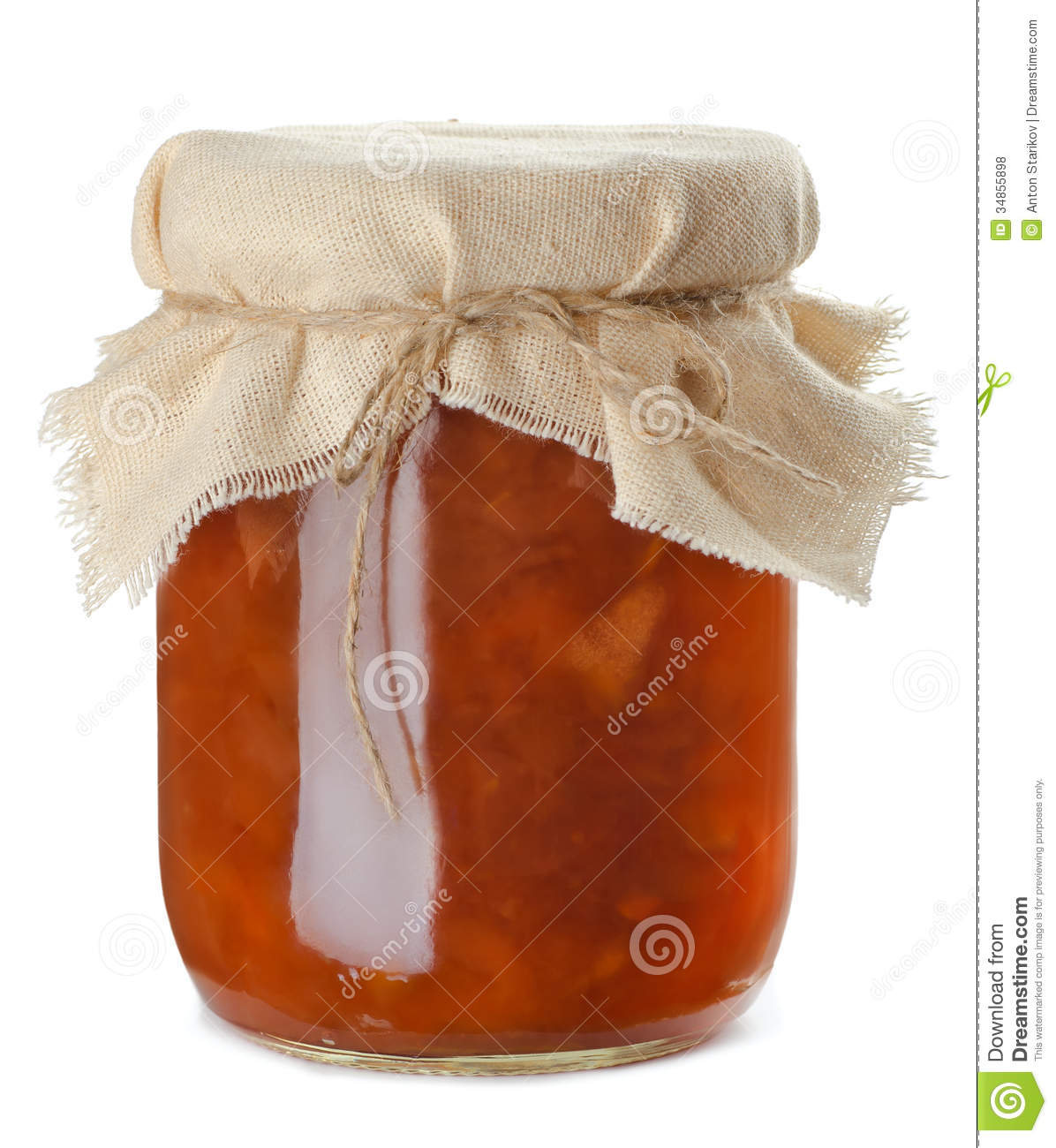 Apple Jam Royalty Free Stock Photos - Image: 34855898