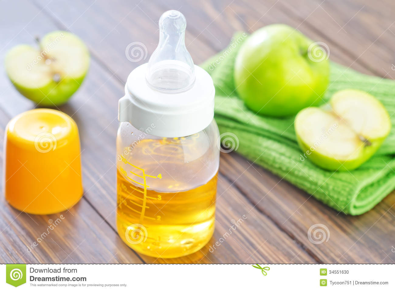 Apple Baby Food Nutrition