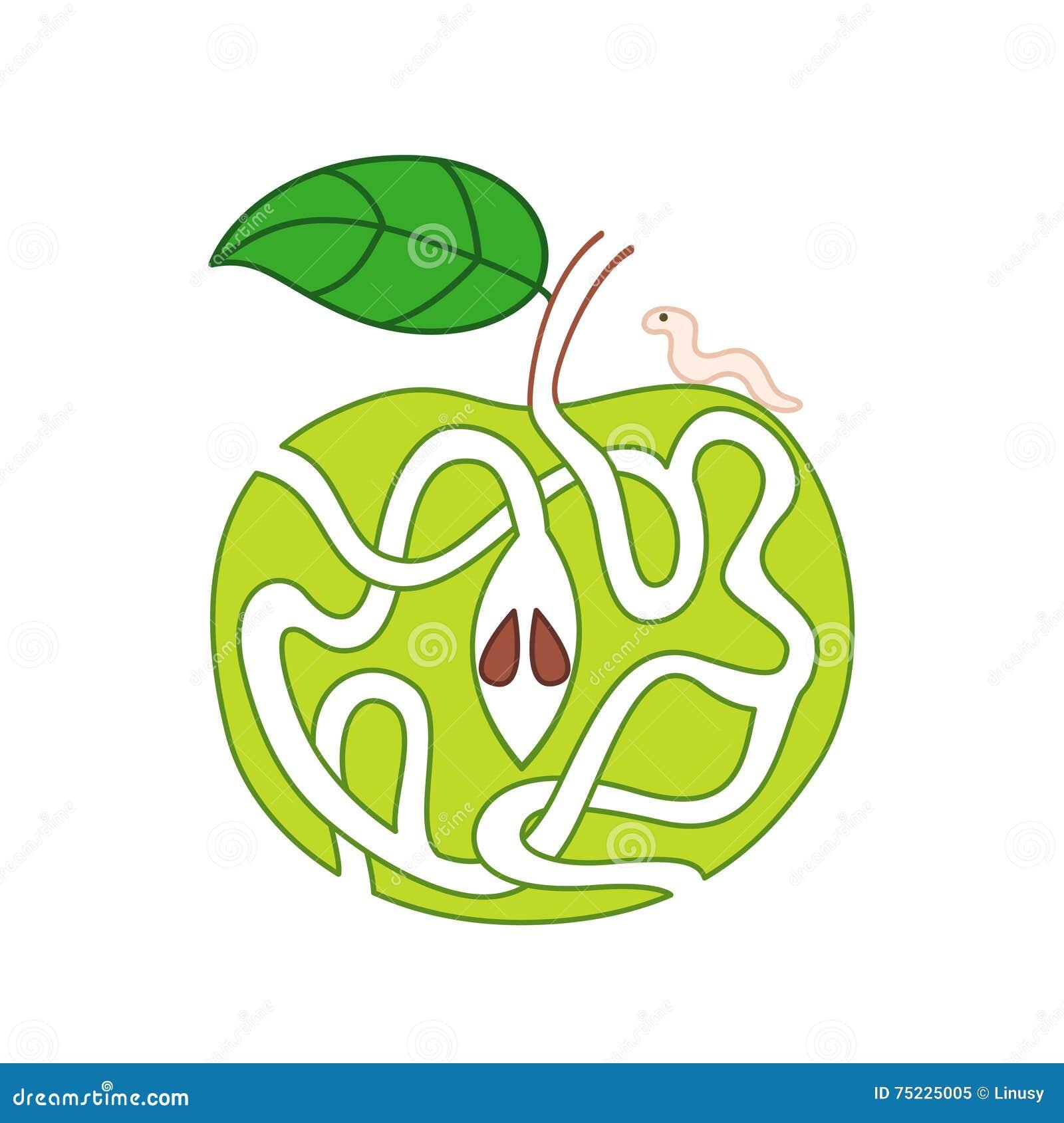 Fruit Maze Stock Illustrations – 143 Fruit Maze Stock Illustrations ...