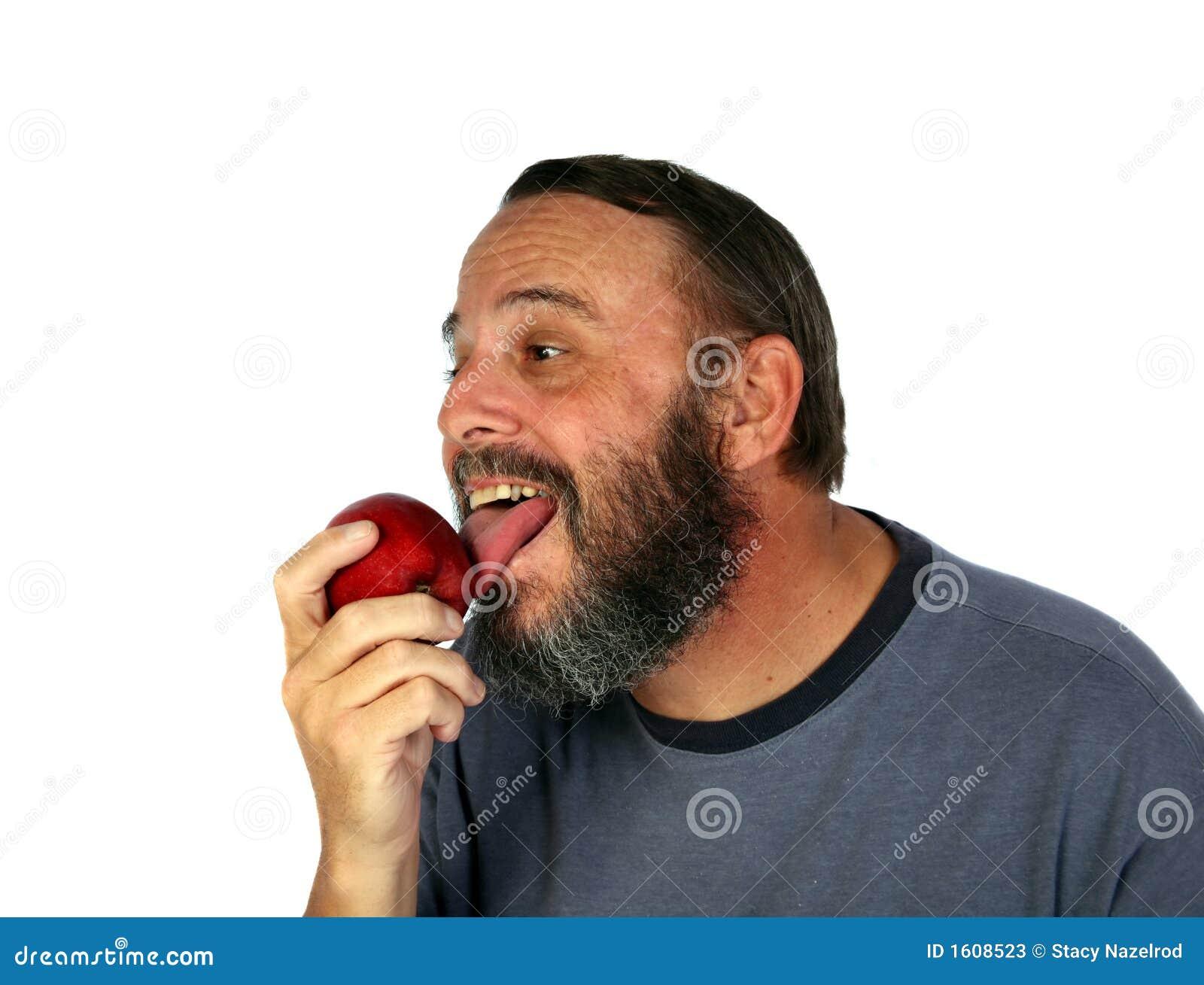 Apple licker