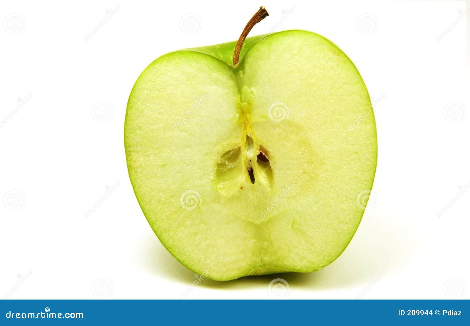 Apple meio