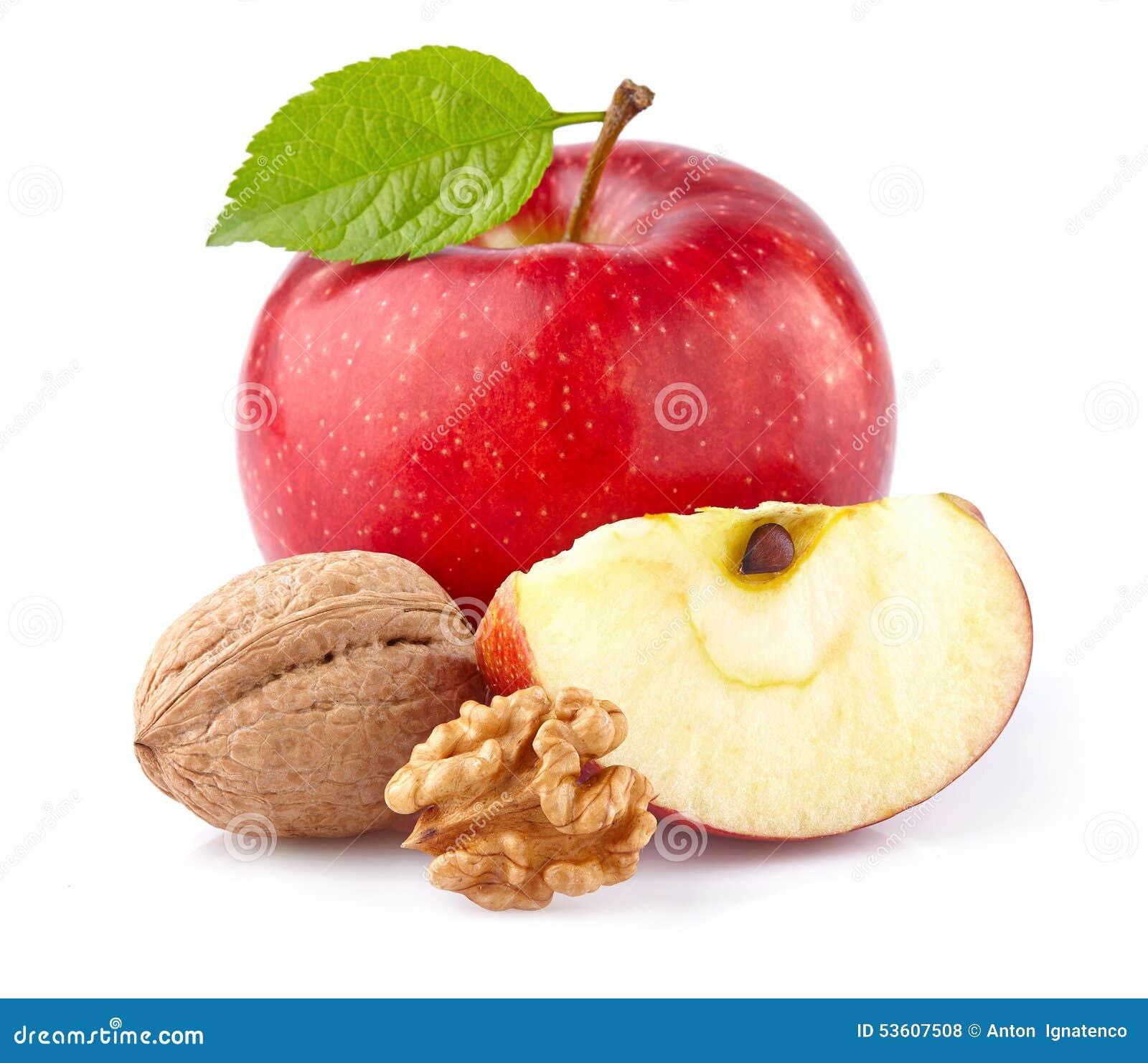 Apple met okkernoten
