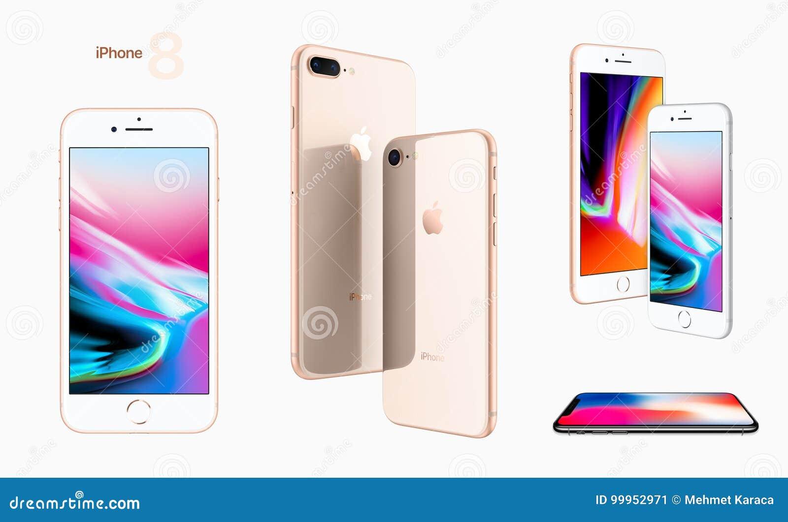 iPhone 8 Apple 2017