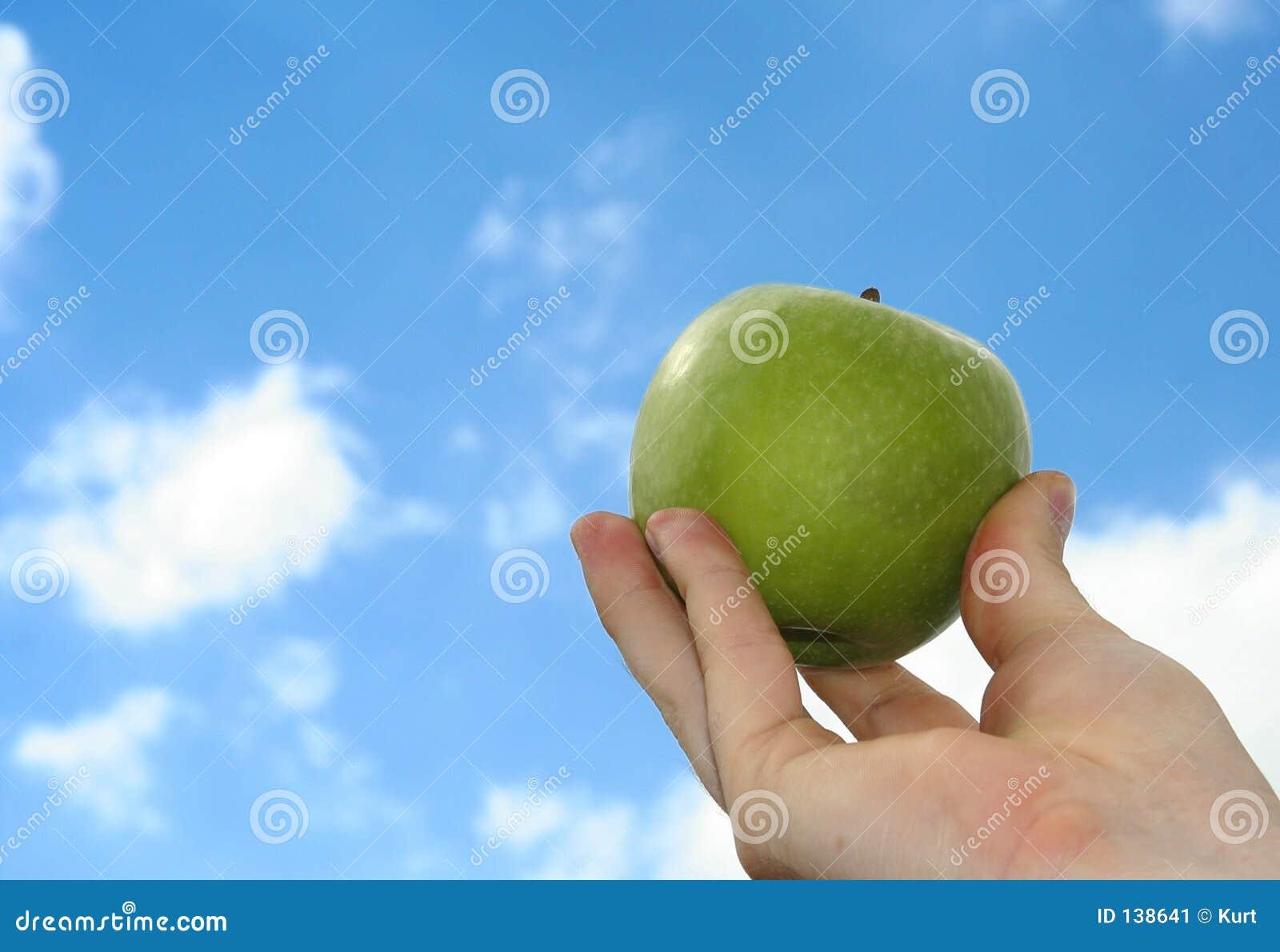 Apple niebo