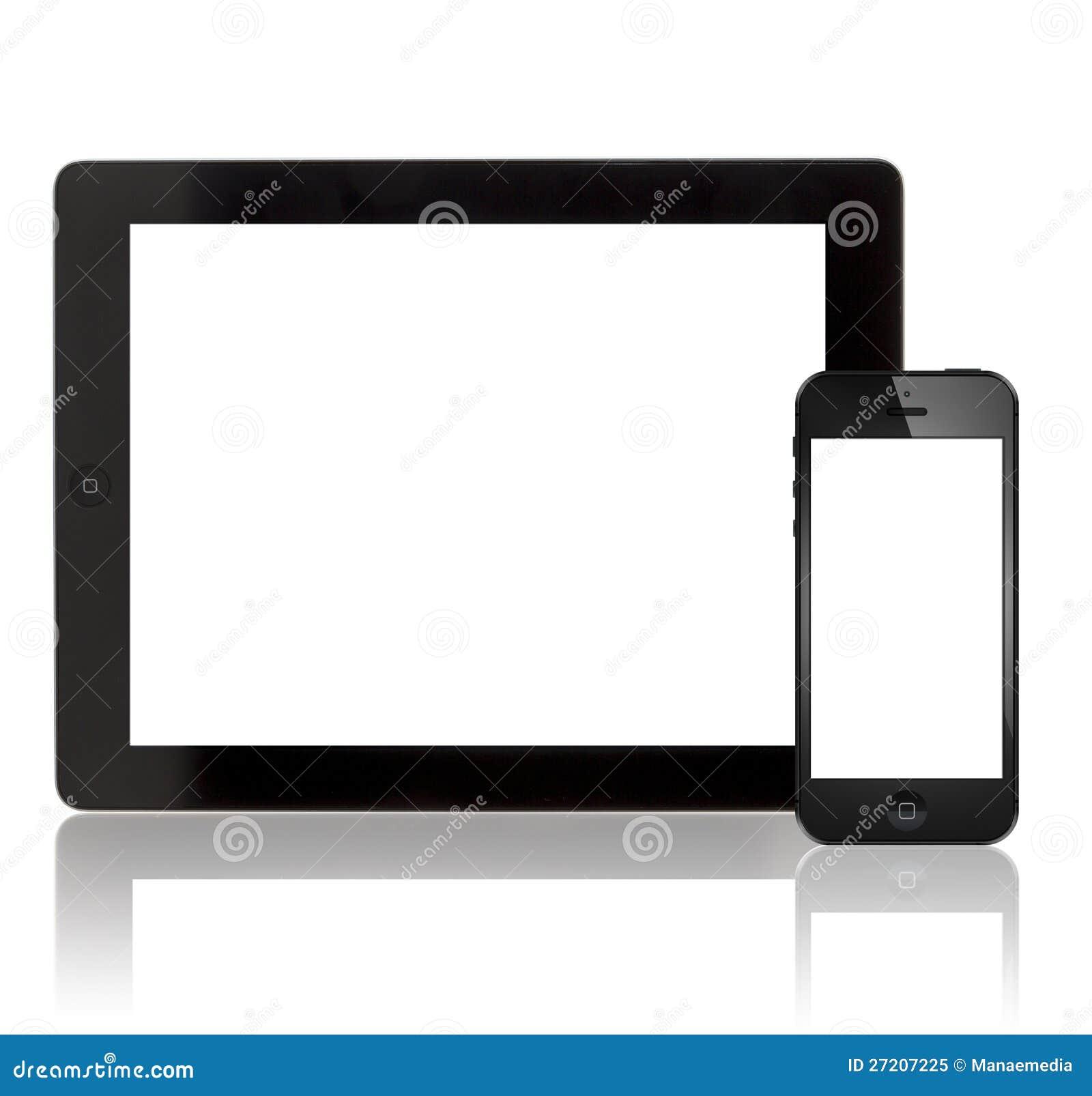 Apple ny iPad 3 och iPhone 5