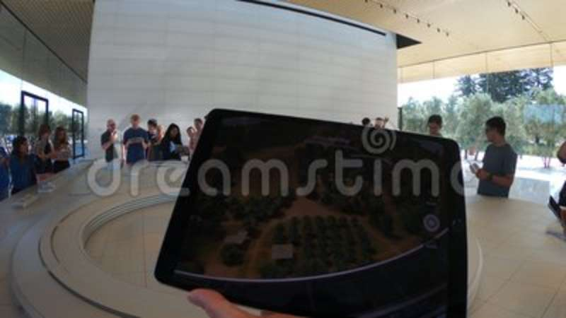 Apple Park new offices