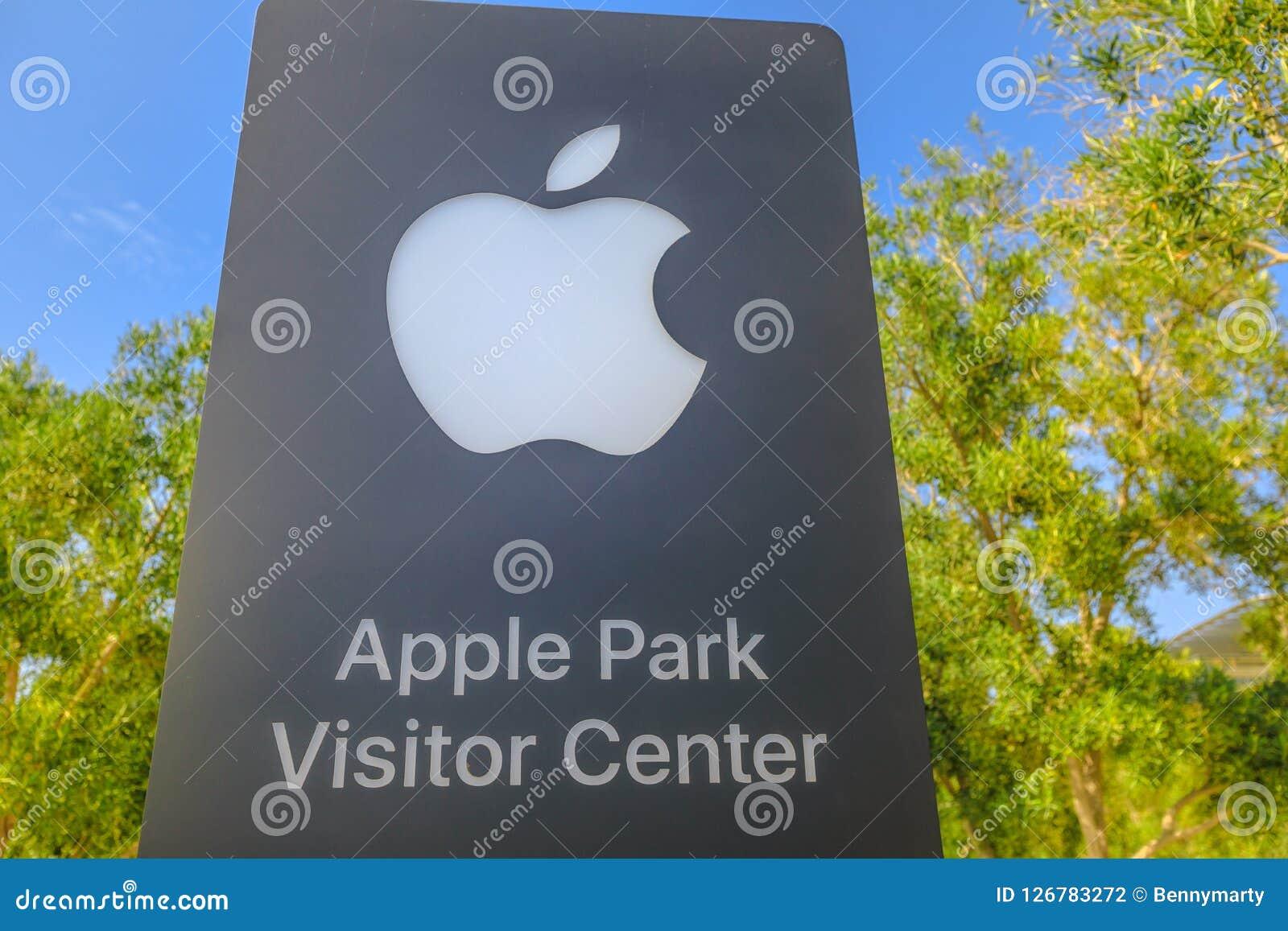 Apple parkerar tecknet