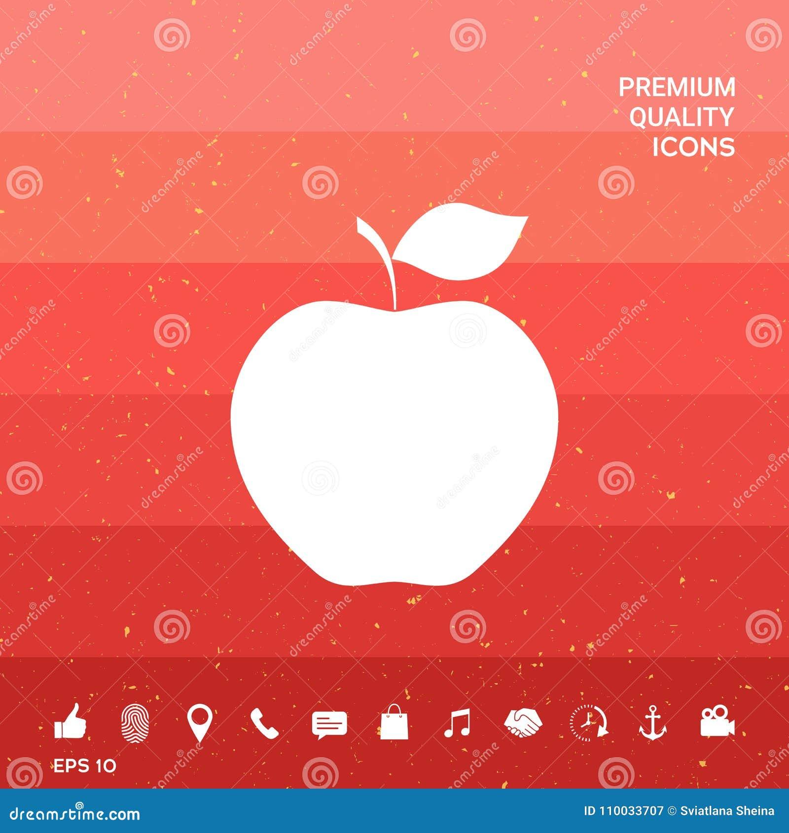 Apple-Pictogramsymbool