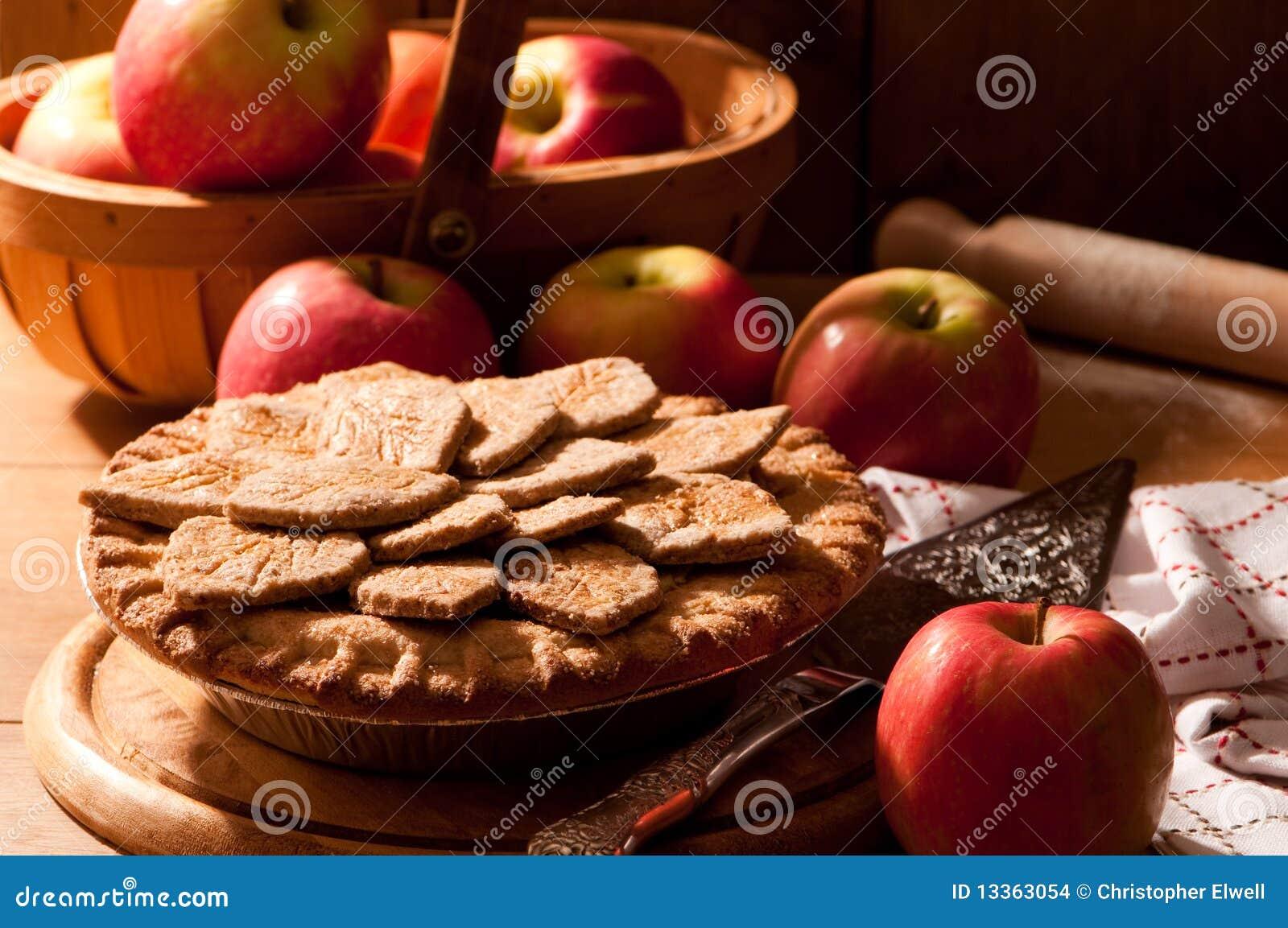 Apple Pie Stock Images - Image: 13363054