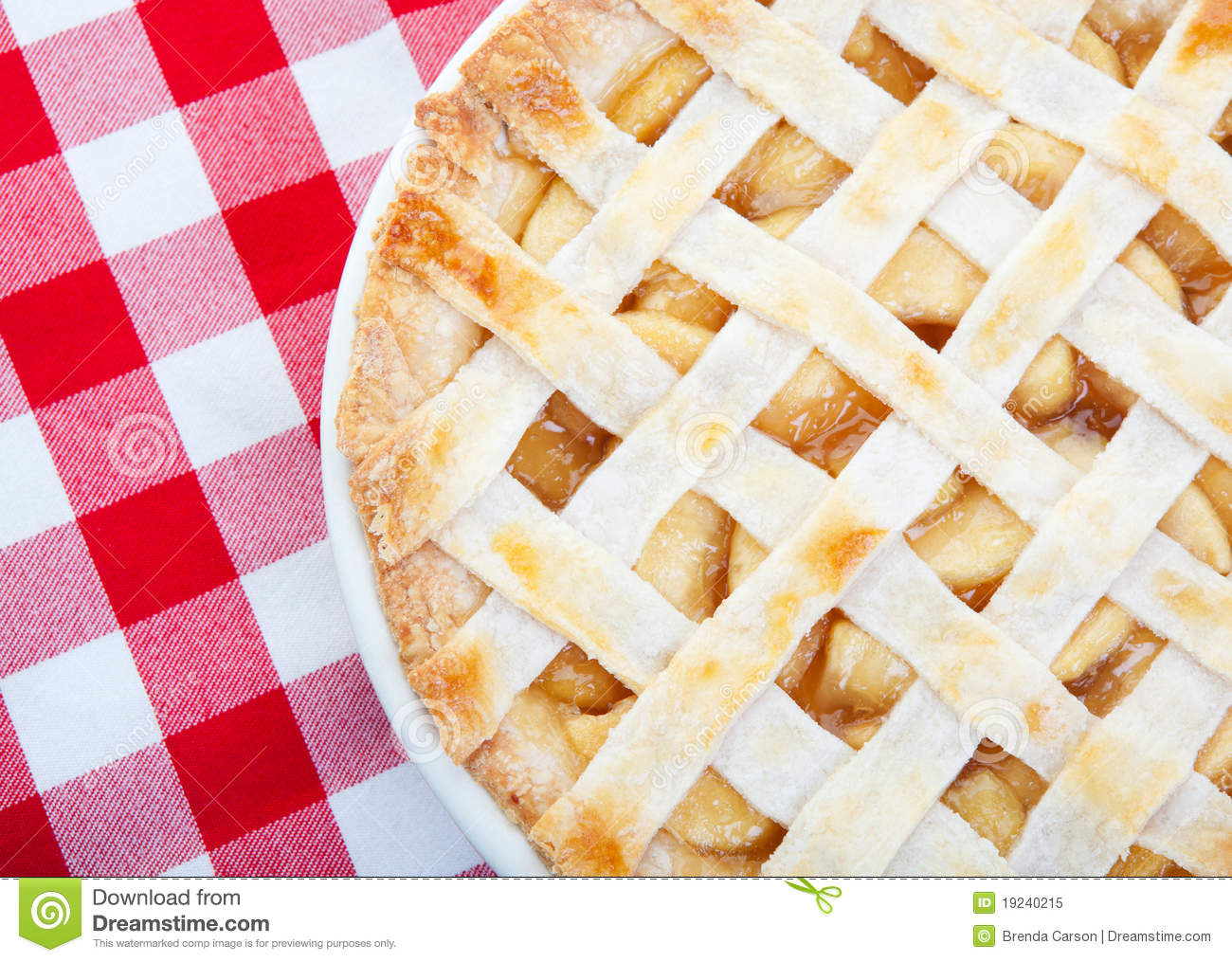 Apple Pie Royalty Free Stock Photo Image 19240215