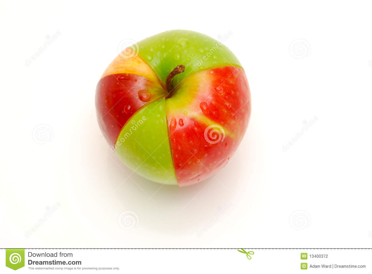 Apple pie chart stock photo image of types colored 13400372 apple pie chart nvjuhfo Images