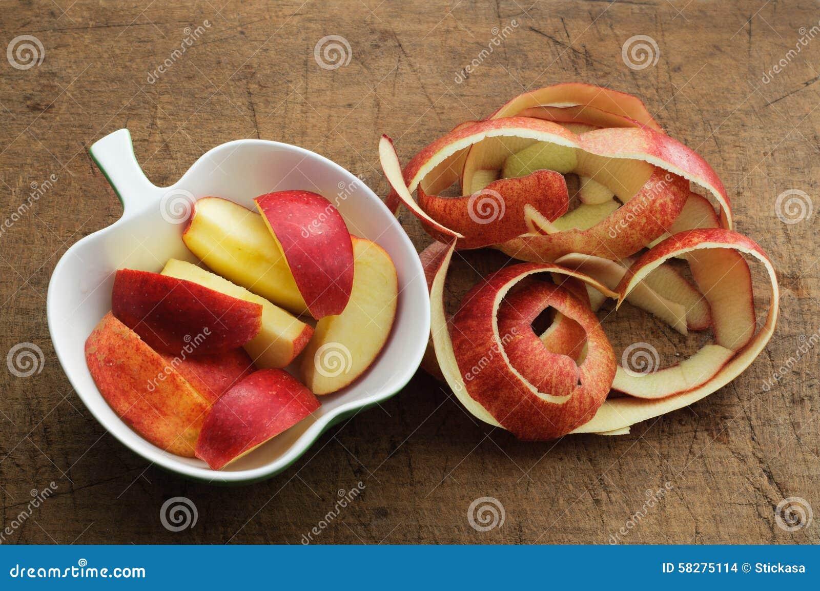 Apple-Plakken en Apple-Schil