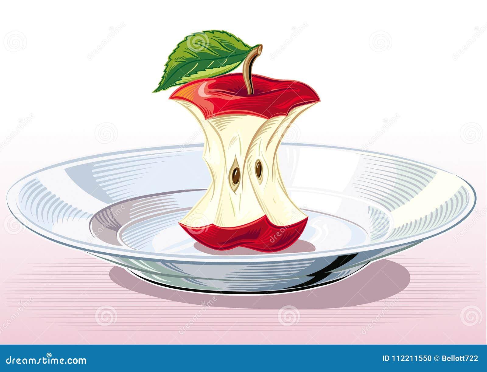 Apple quita el corazón en la placa