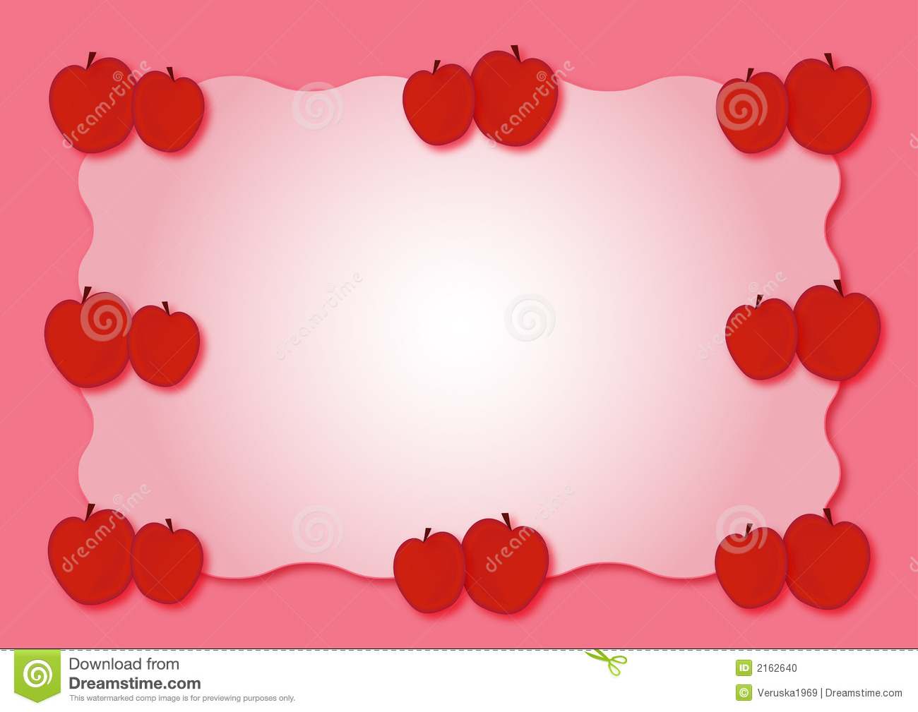 Apple - red fruits