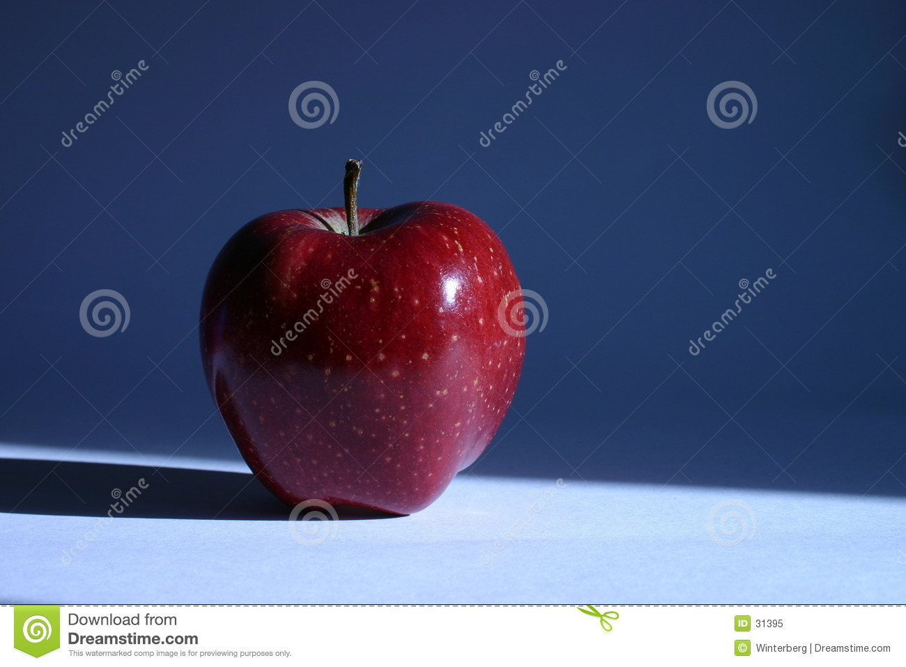 Apple rosso I