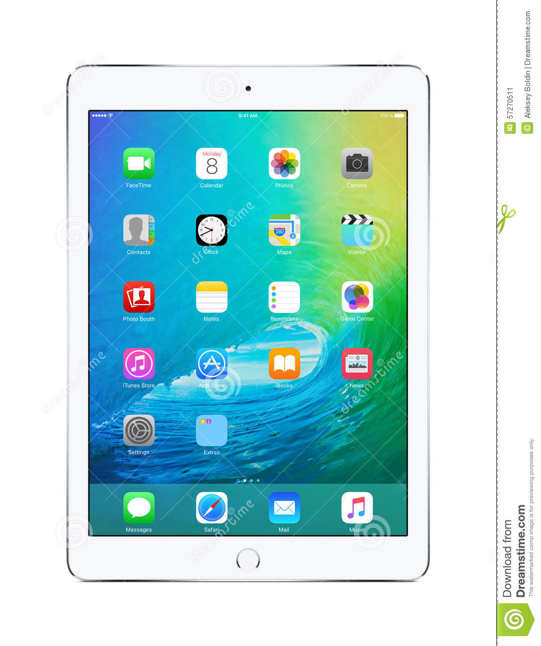 how to change your apple id on ipad air 2