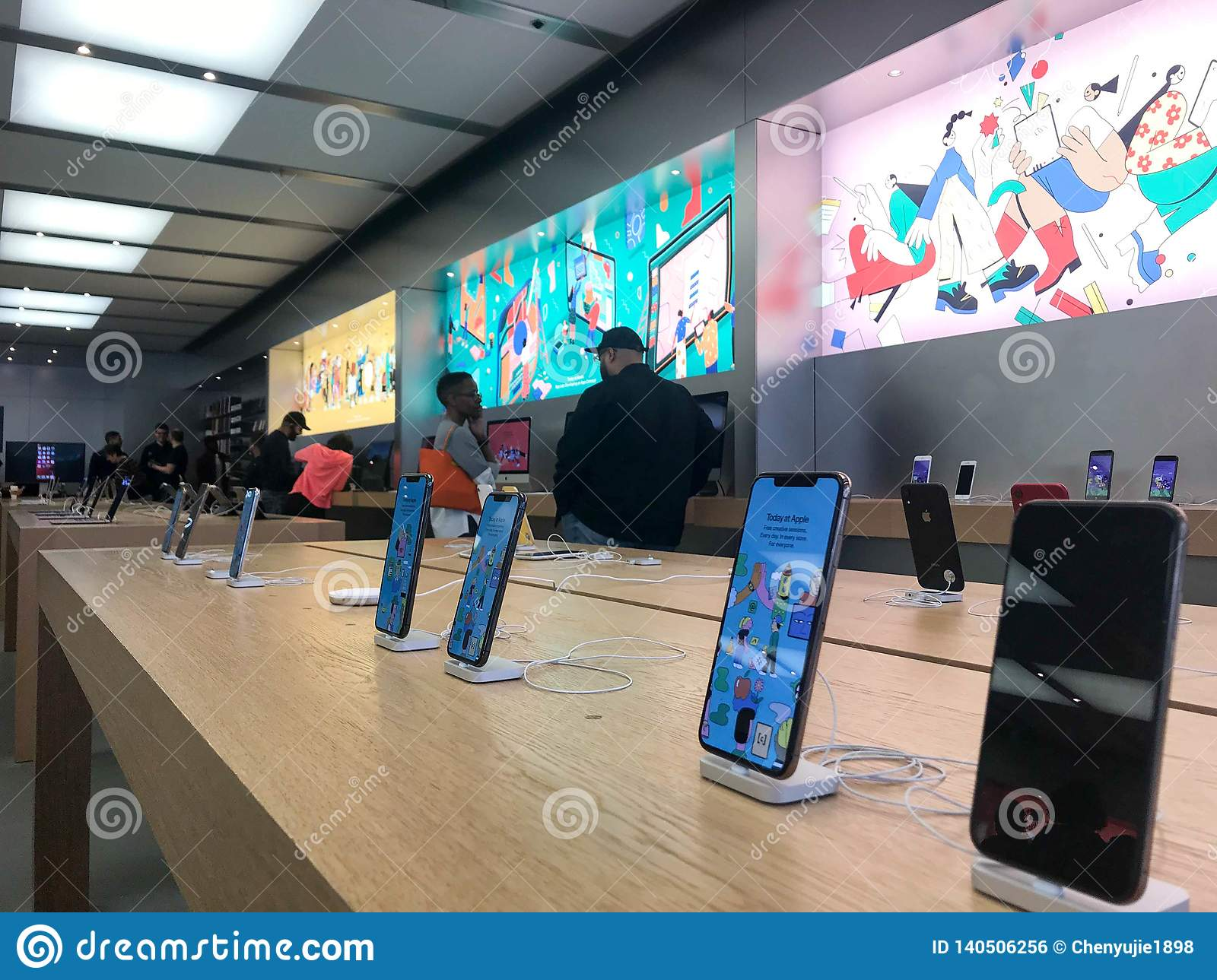 Apple Store en Londres