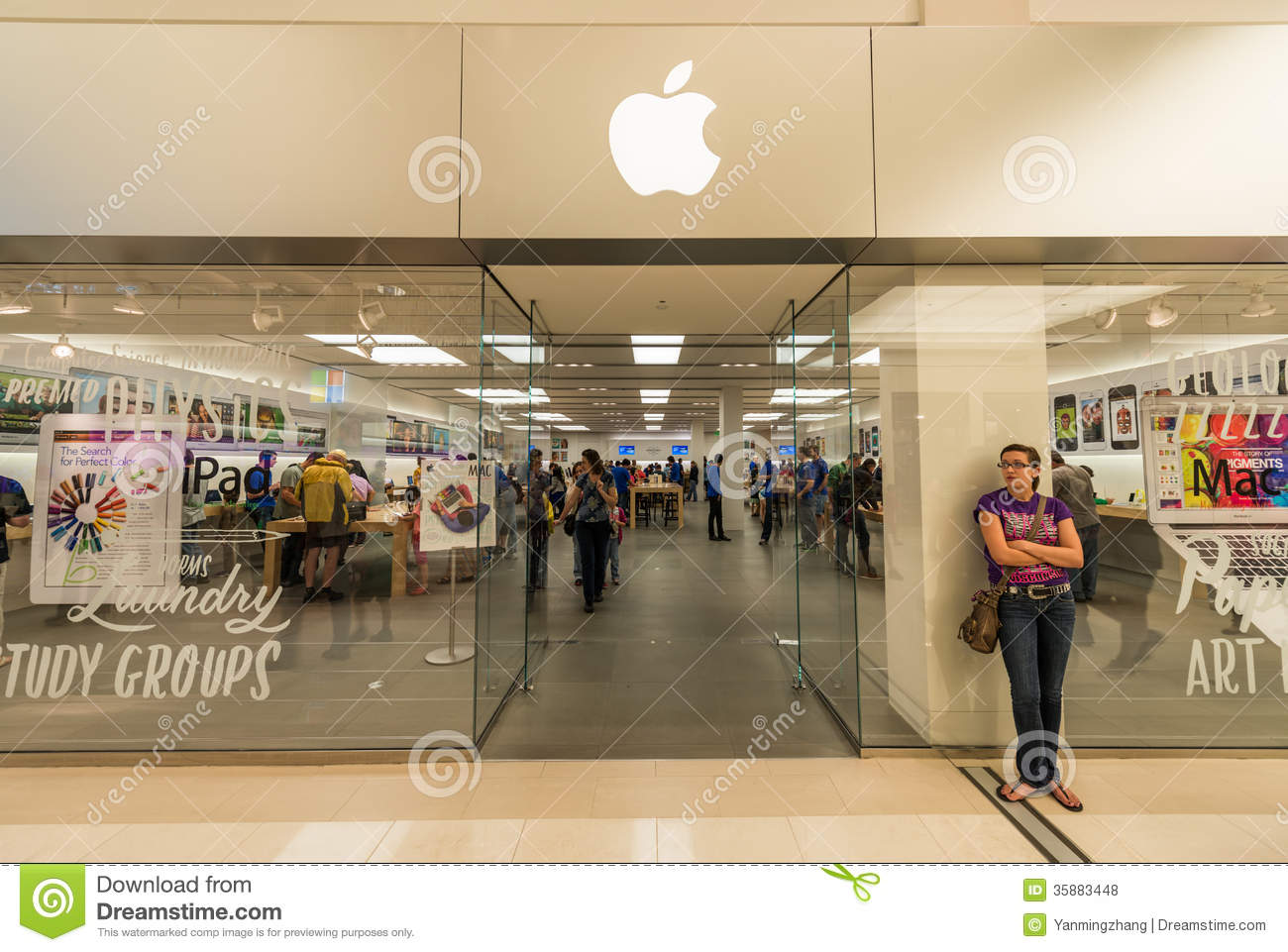 How many apple stores are in the us / Actual Deals