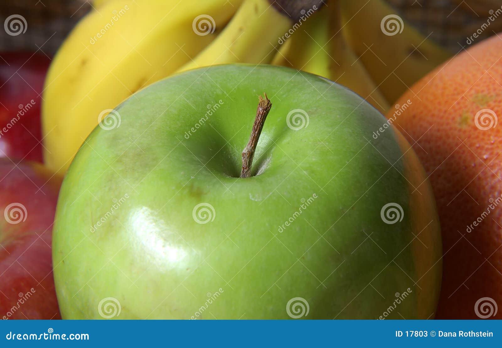 Apple vert