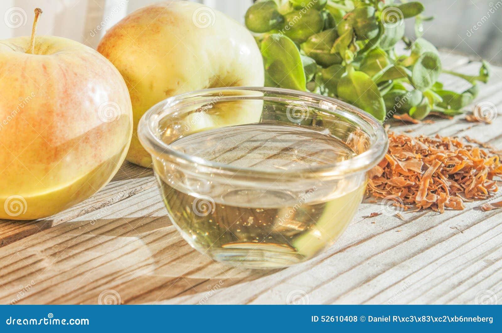 Ктонибудь похудел с помощью яблочного уксуса
