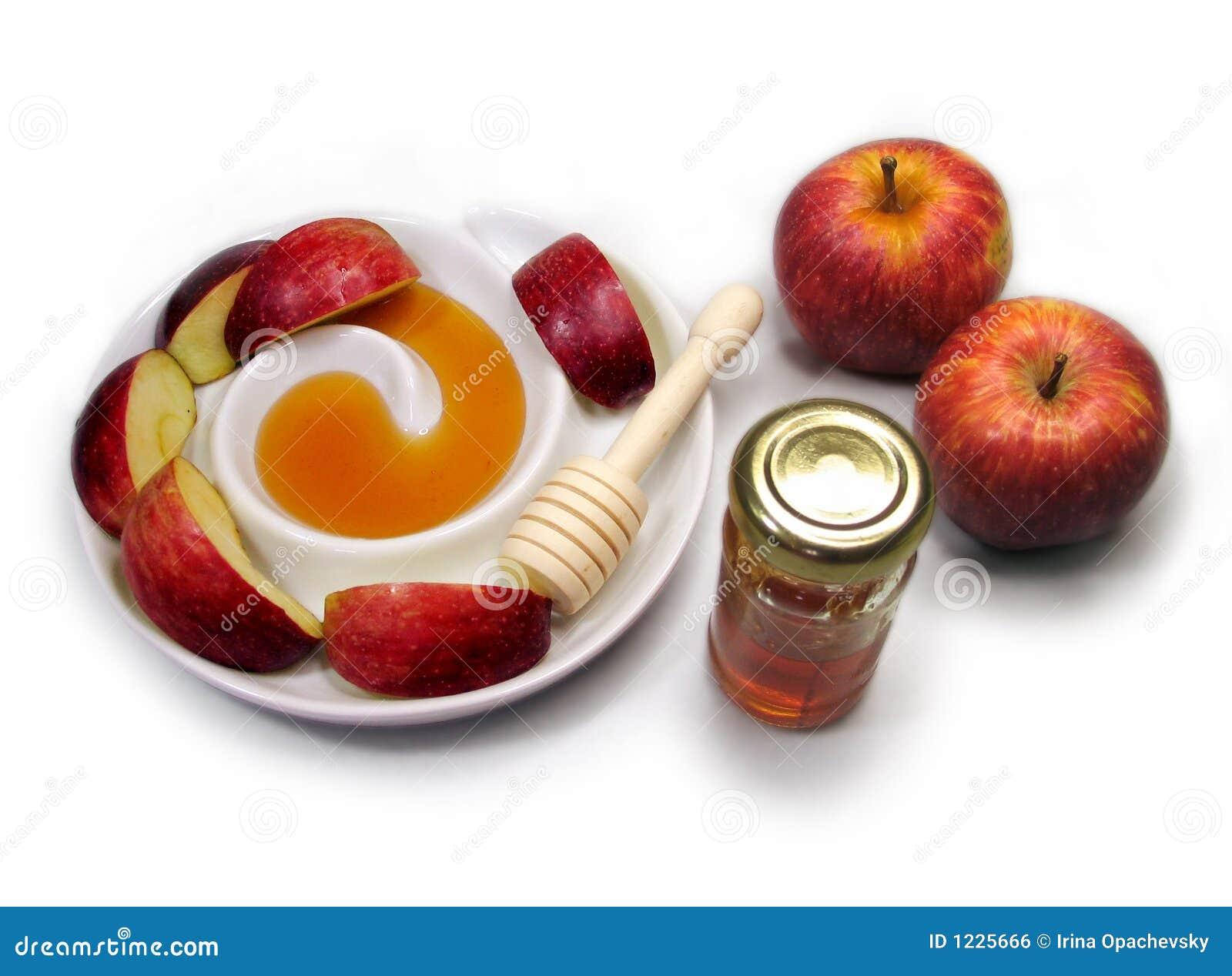 Apple y miel