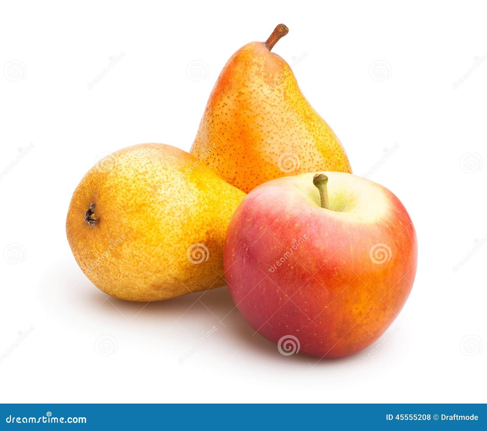 Apple y pera