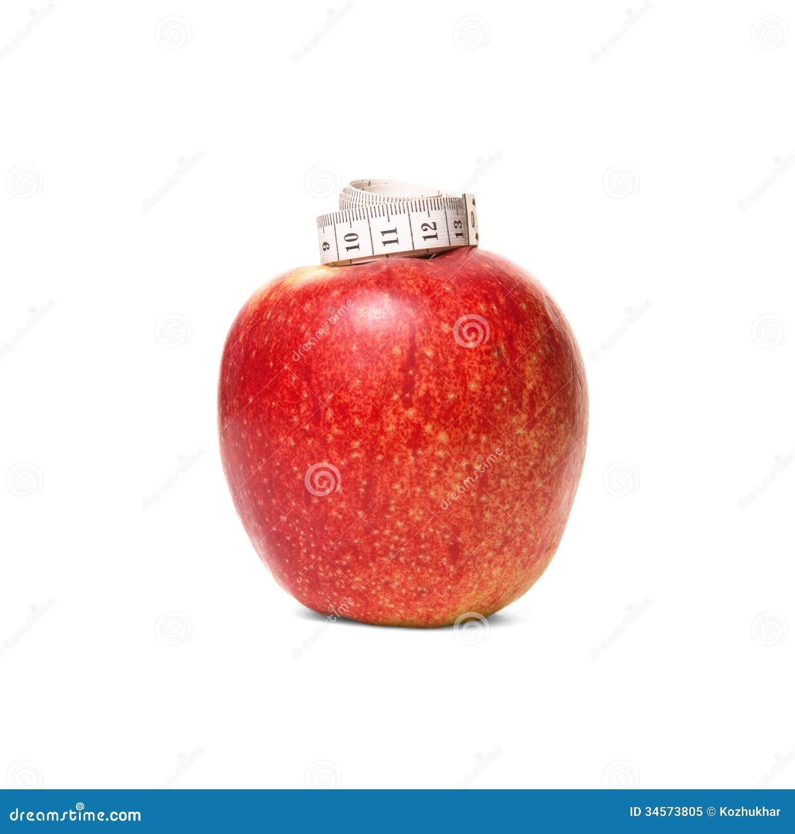 Apple z centymetrem