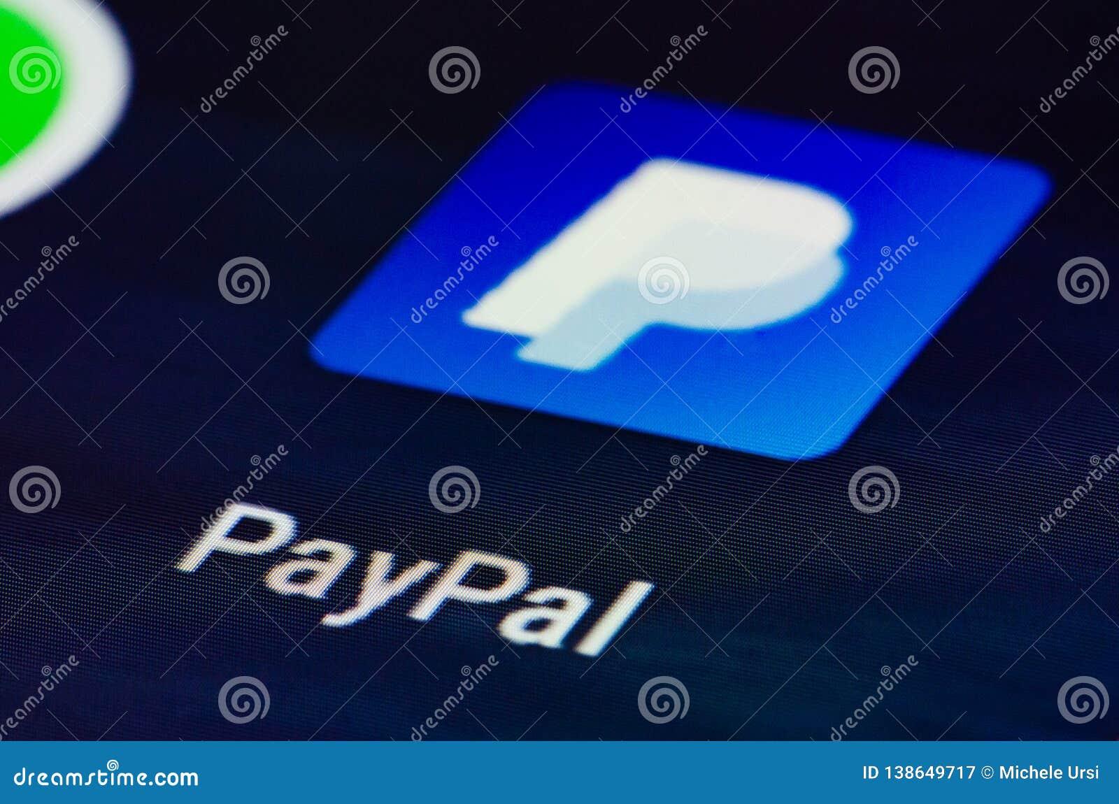 Appli de Paypal