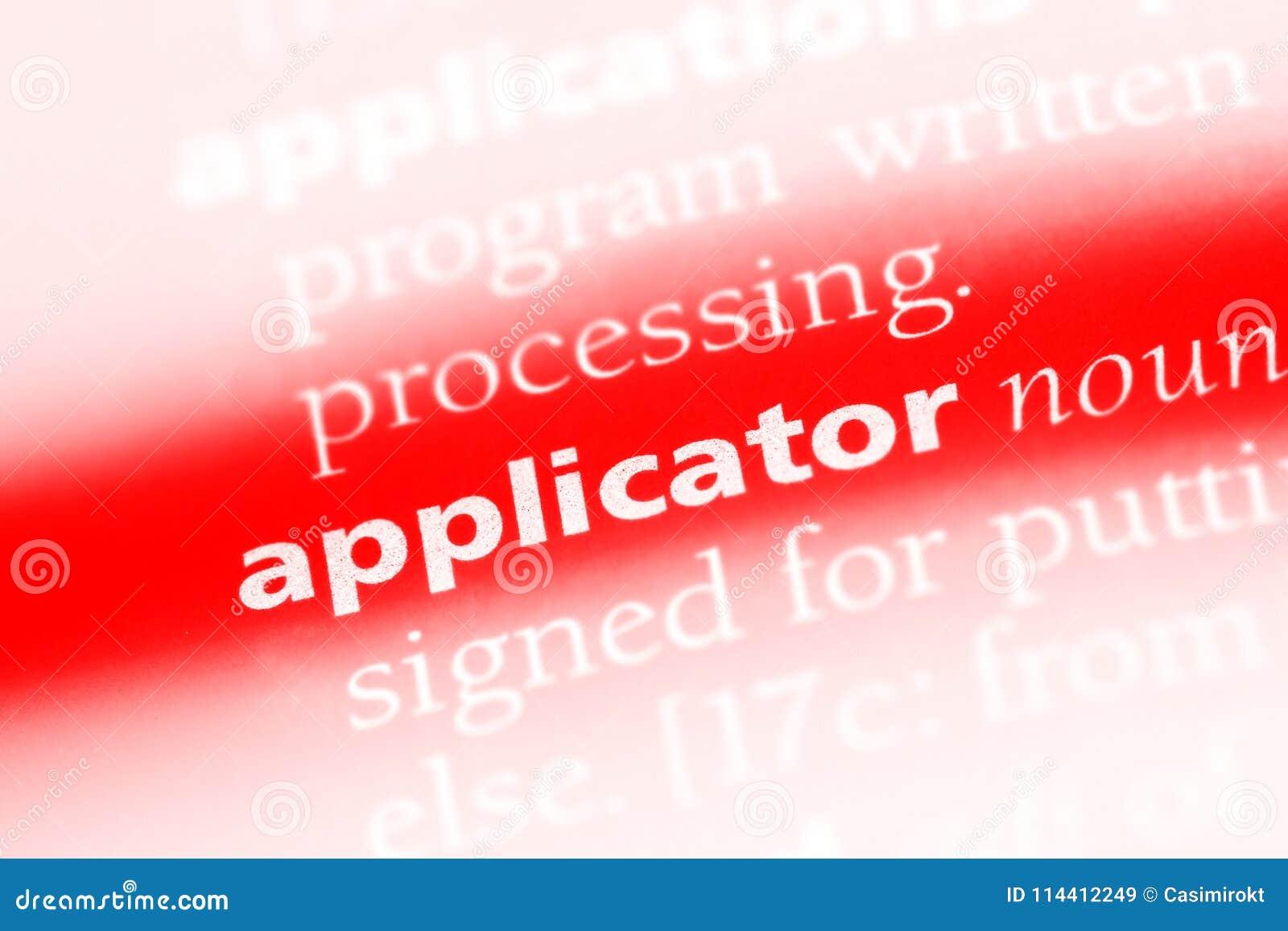 Applicateur