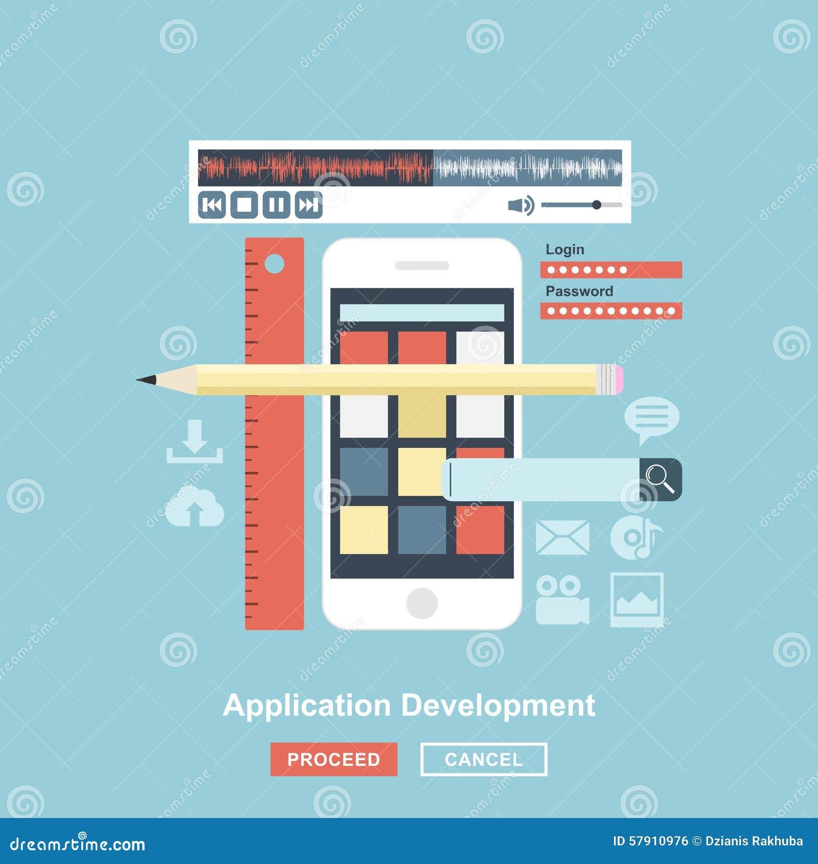 mobile phone app development