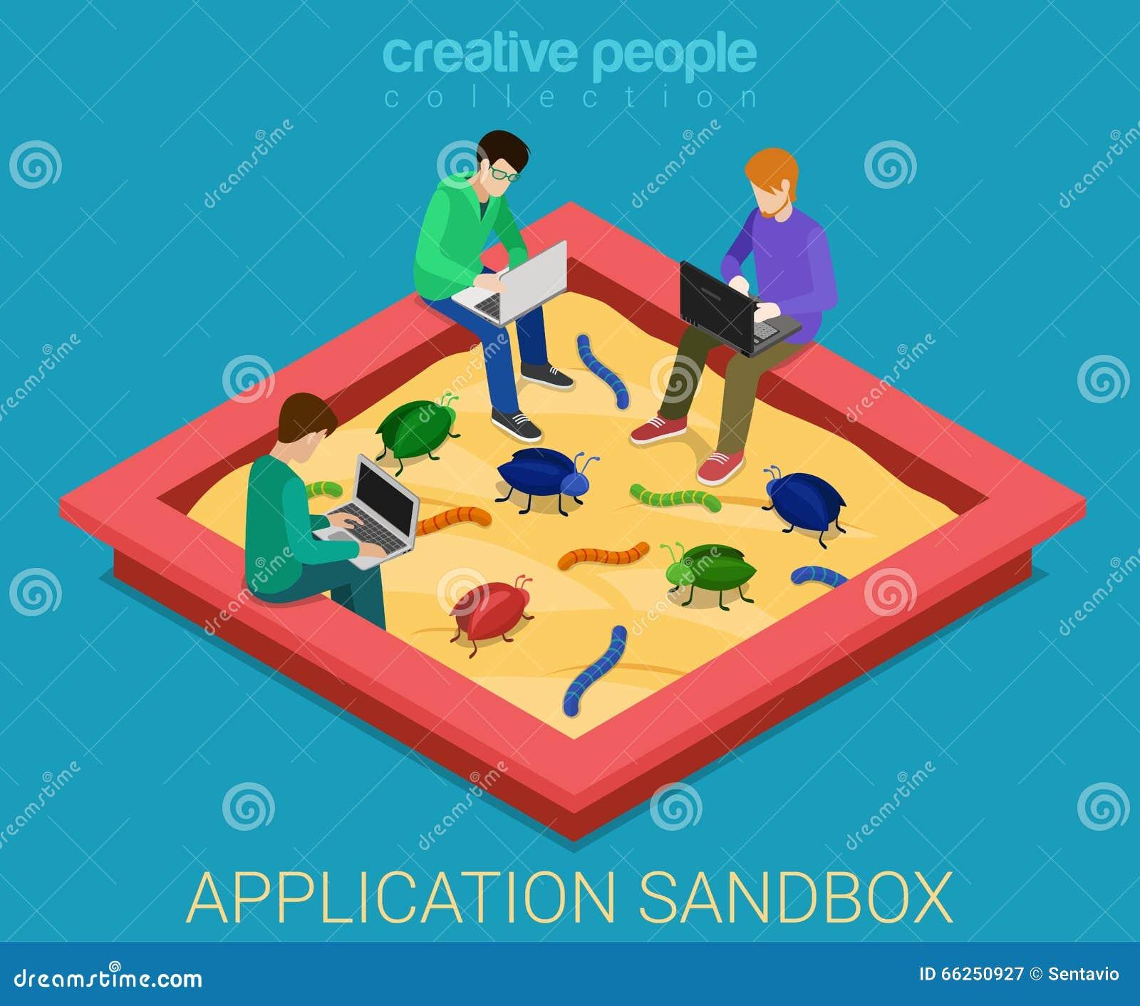 Sandbox Design Plans
