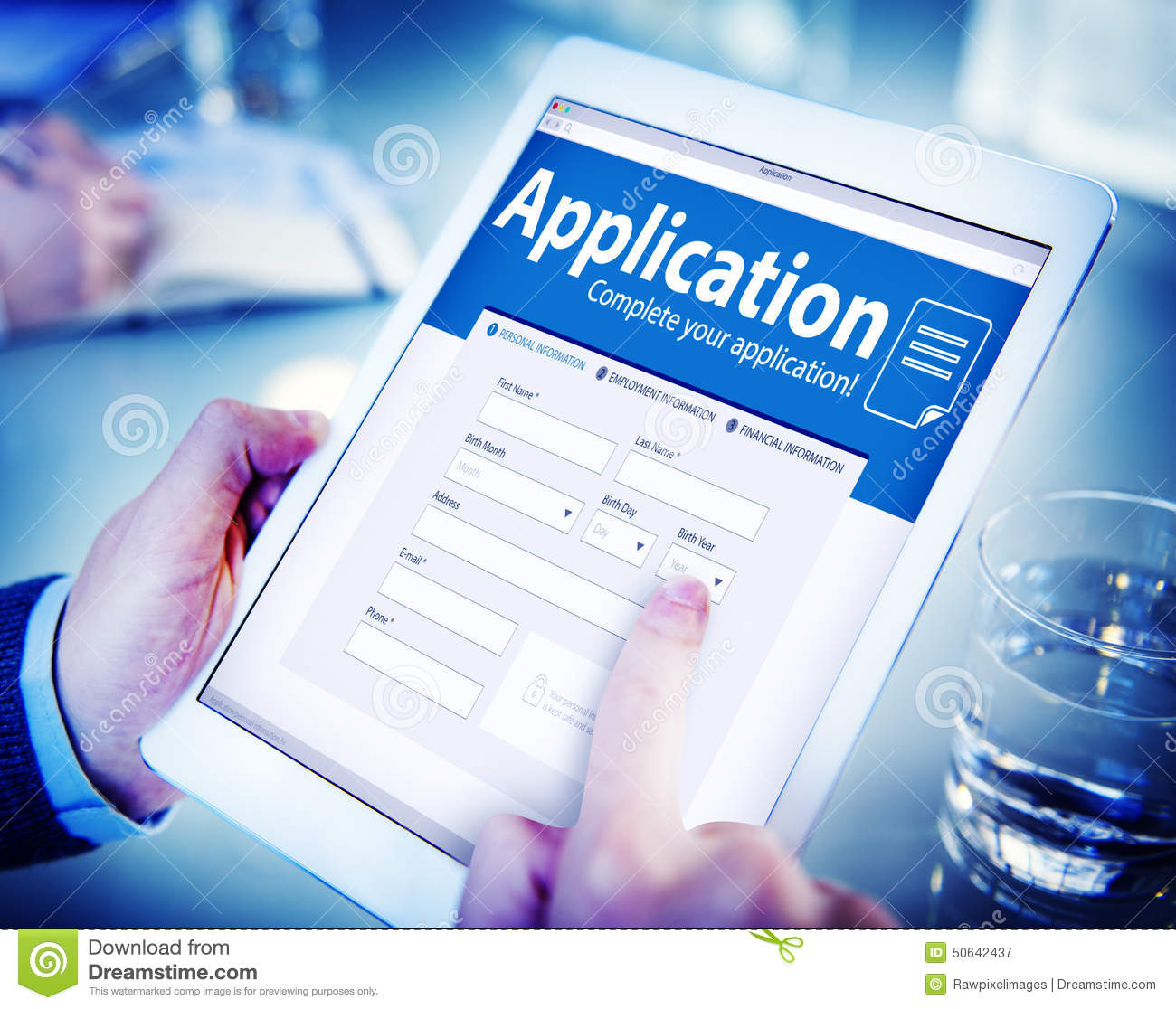 human resources application