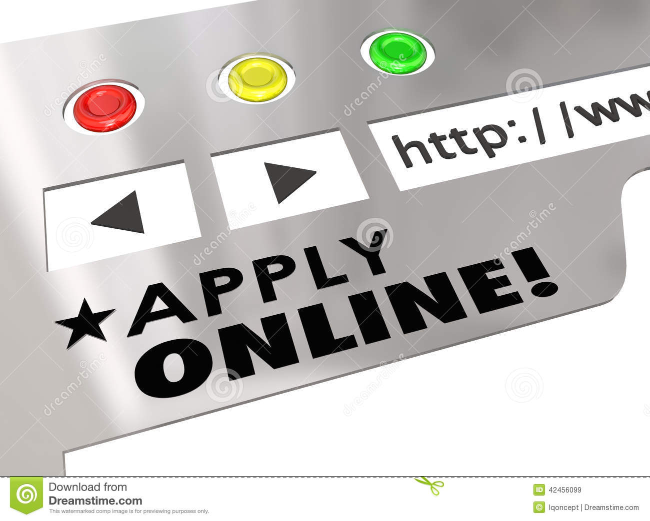 apply online website internet browser application form stock apply online website internet browser application form