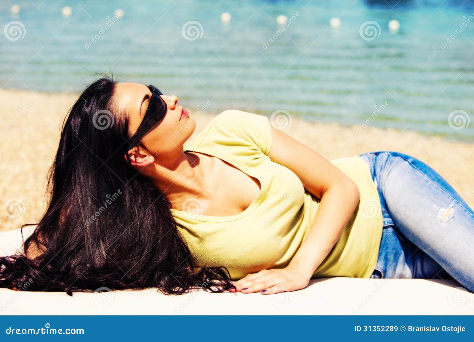 Appréciez en soleil d été