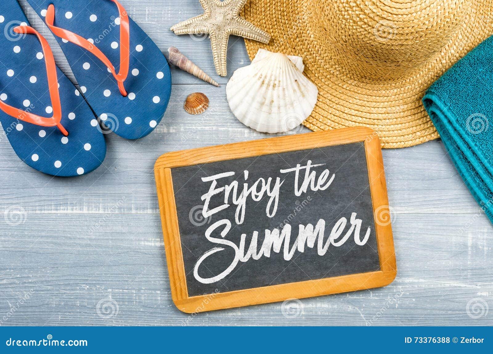 Appréciez l été