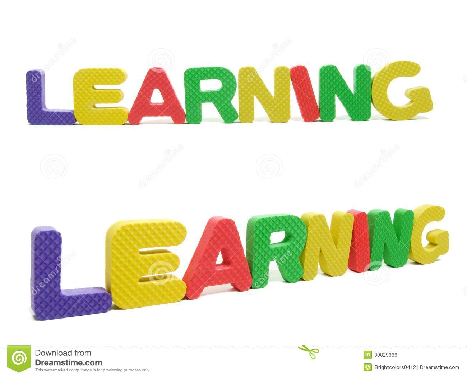 Apprendimento delle lettere