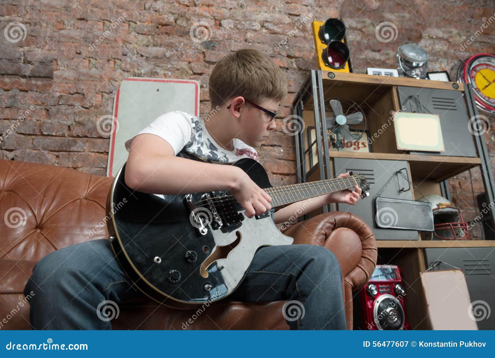 Apprenez à jouer la guitare