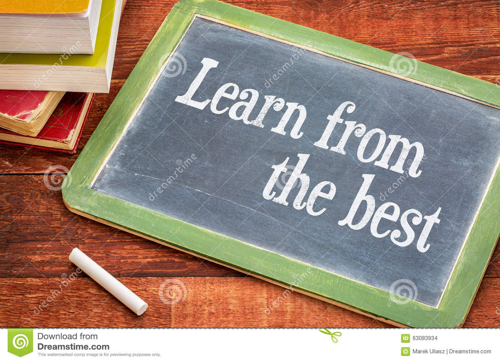 Download Apprenez Du Meilleur Conseil Sur Le Tableau Noir Photo stock - Image du concept, conseil: 63083934
