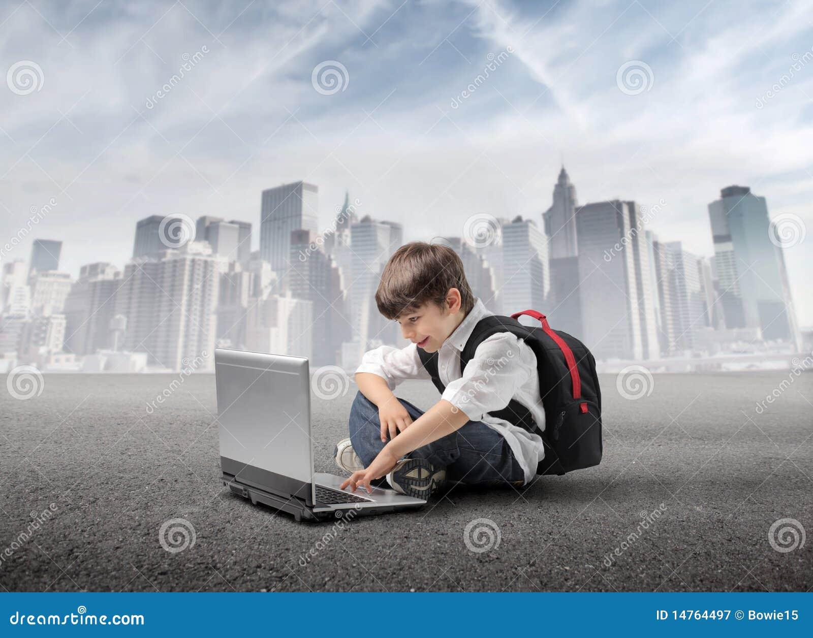 Apprentissage sur internet