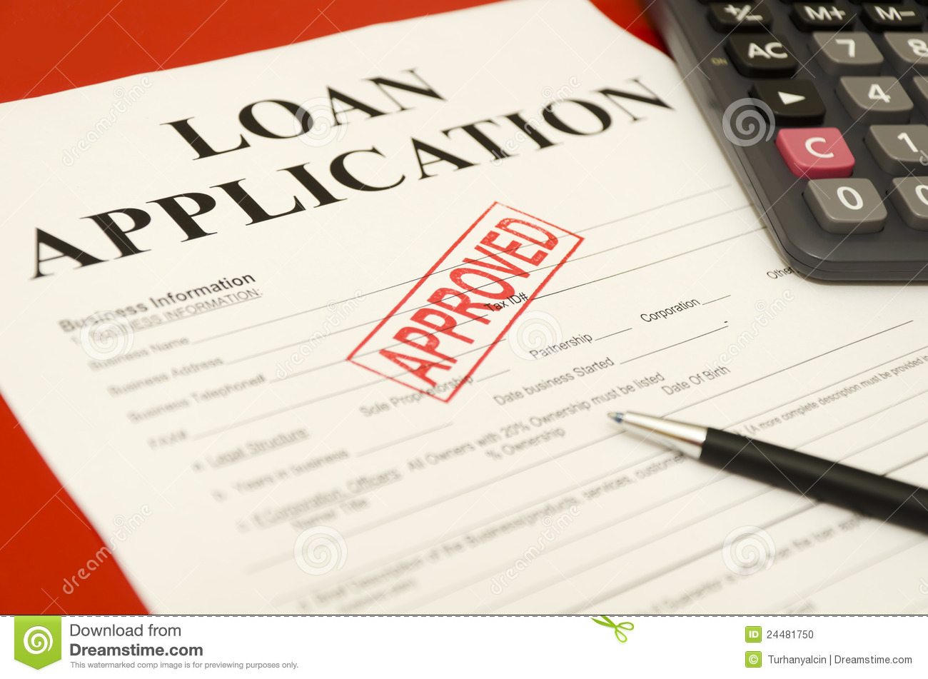 how to get approved for a small personal loan