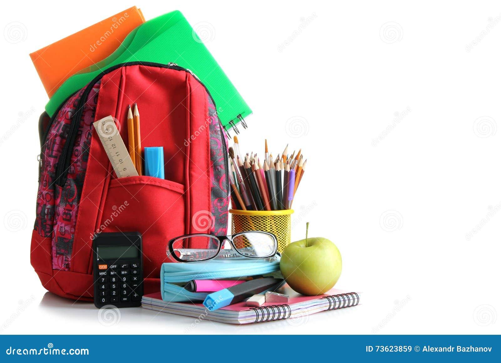 Approvisionnements d école