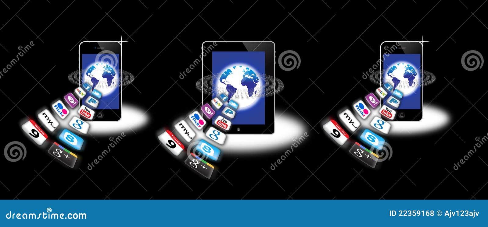 Apps移动电话网络