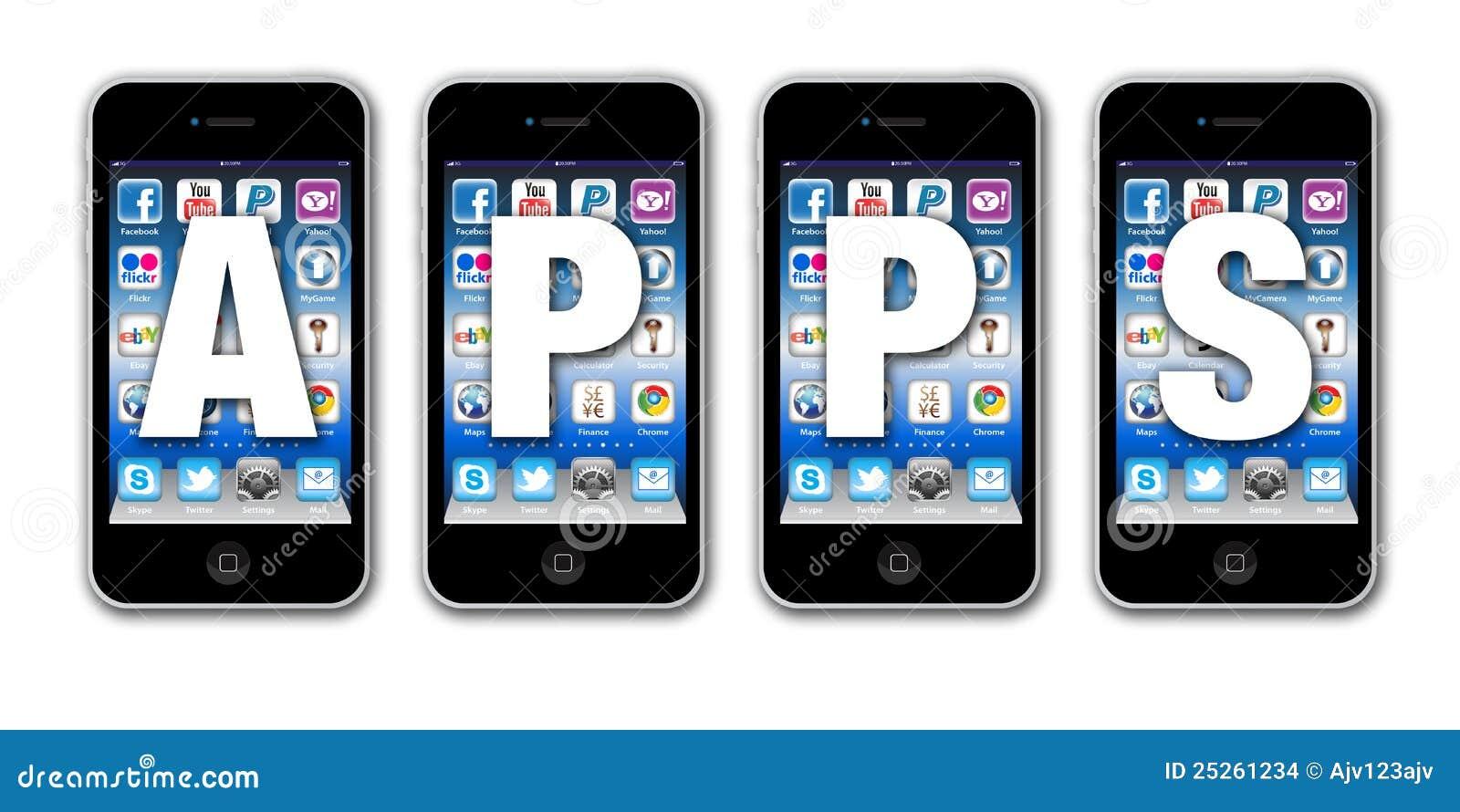 Apps dla Ogólnospołecznego Networking na telefon komórkowy